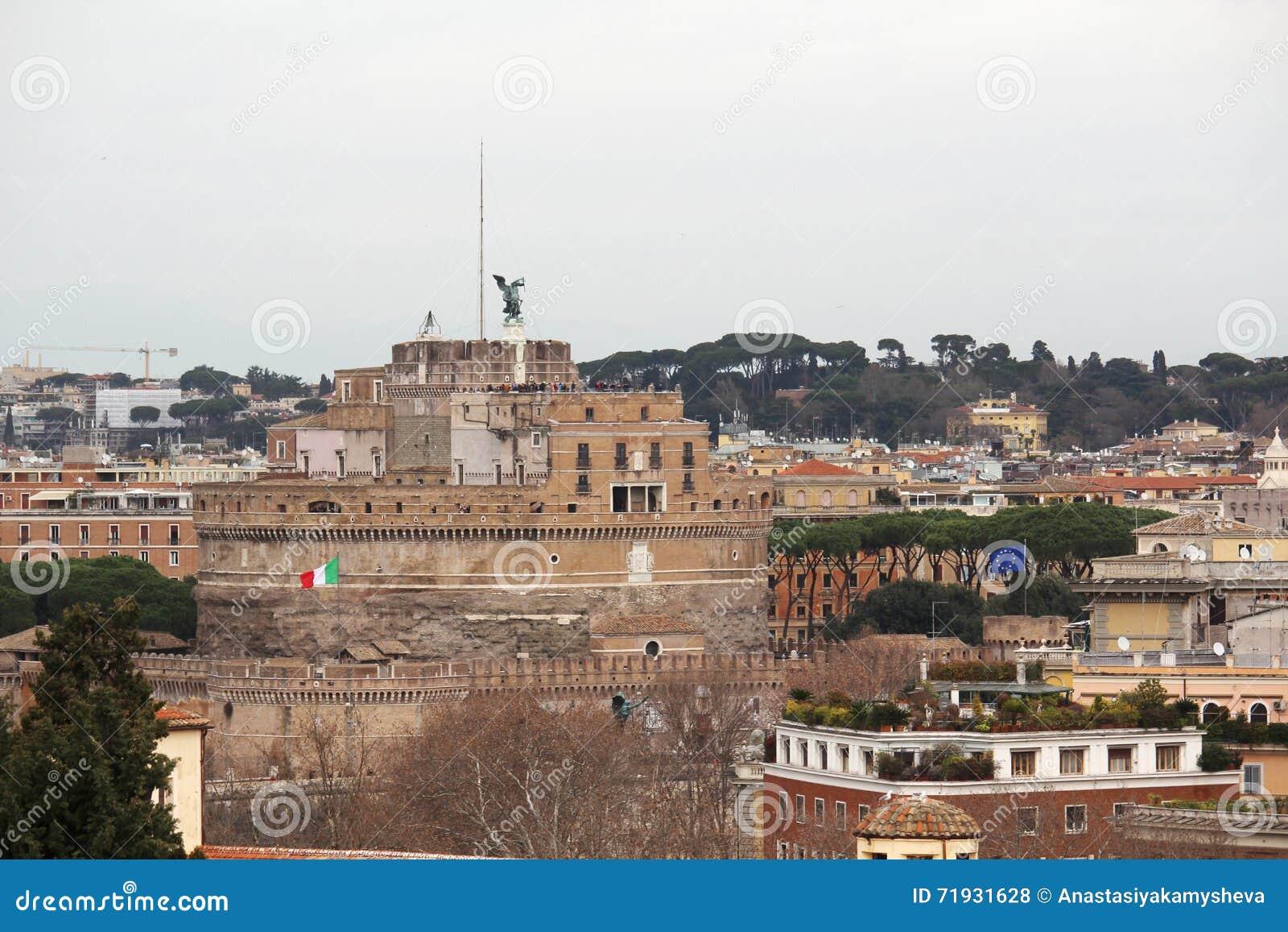 Осмотрите форму куполок собора Ватикана St Peter