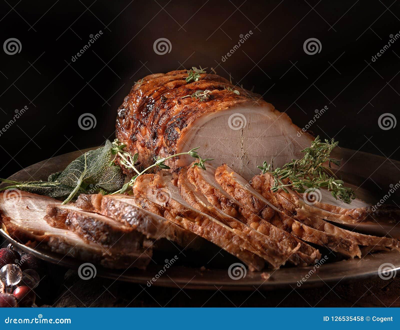 Основной свинина жаркого