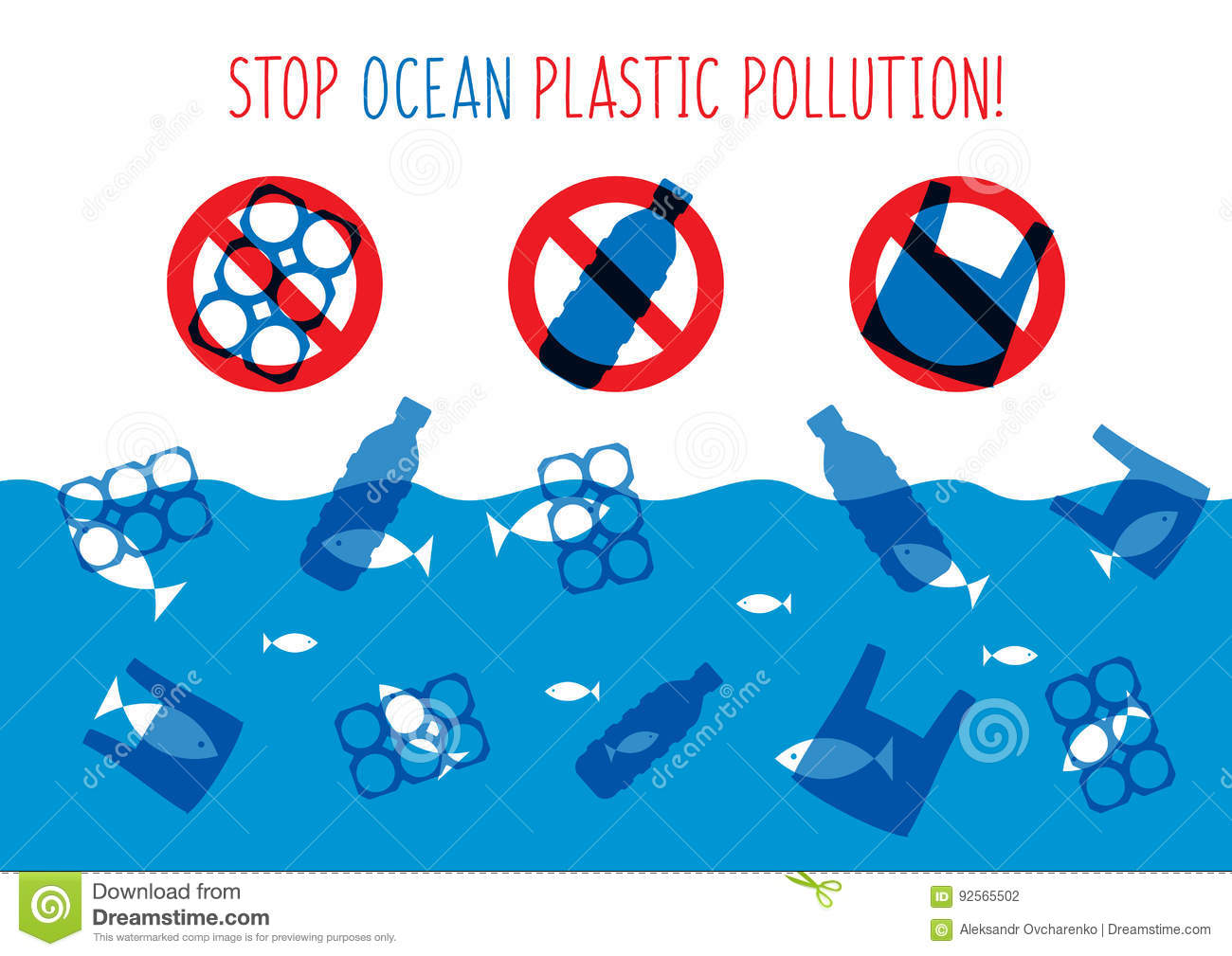 we should stop polluting the earths oceans