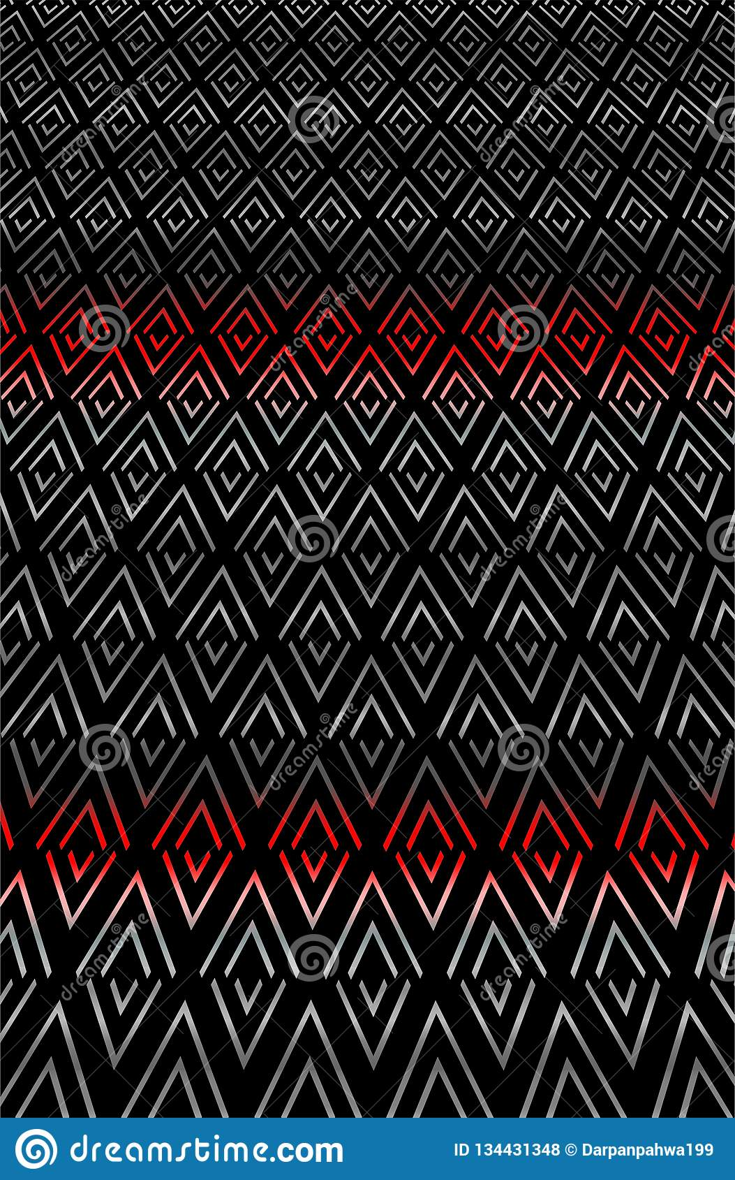 Острая картина текстуры косоугольника зигзага в ступенчатости