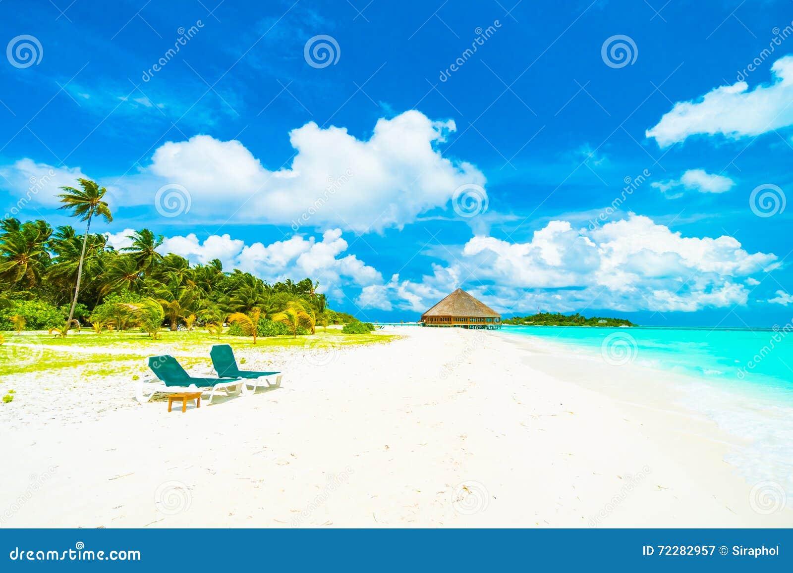 Download остров Мальдивы стоковое изображение. изображение насчитывающей праздник - 72282957