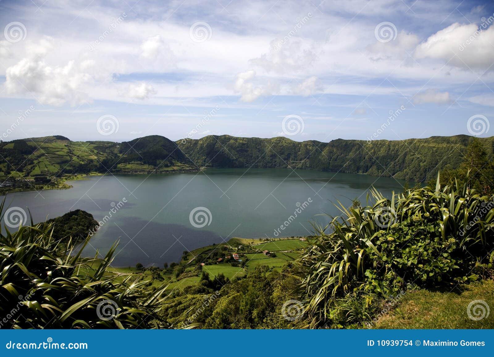 остров Португалия Азорских островов