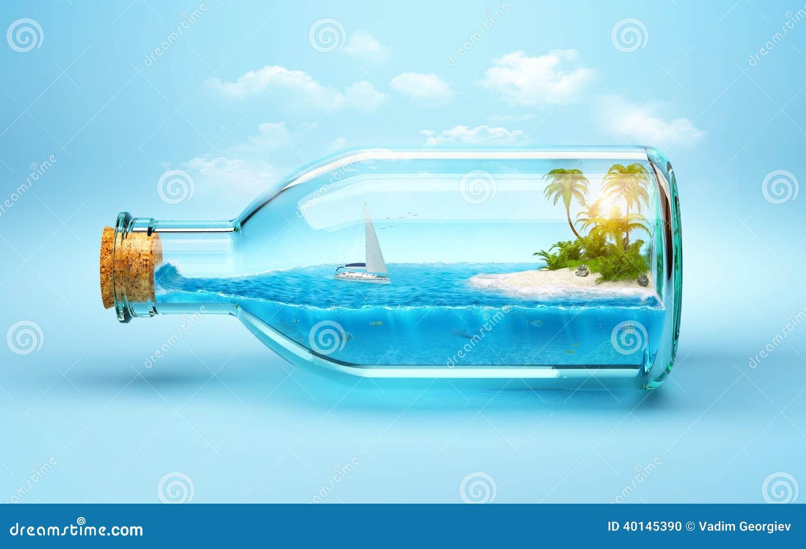 Download остров тропический иллюстрация штока. иллюстрации насчитывающей baxter - 40145390