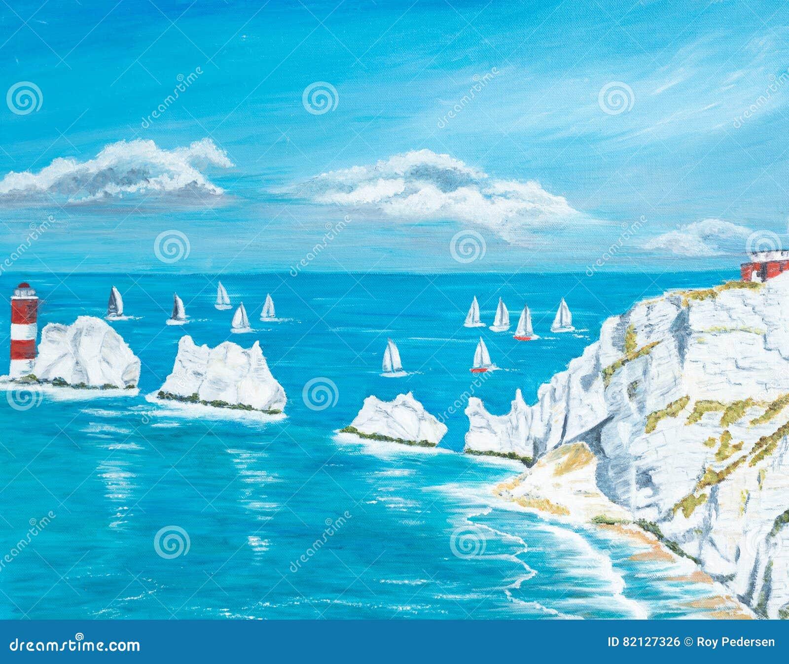 Остров Уайт игл
