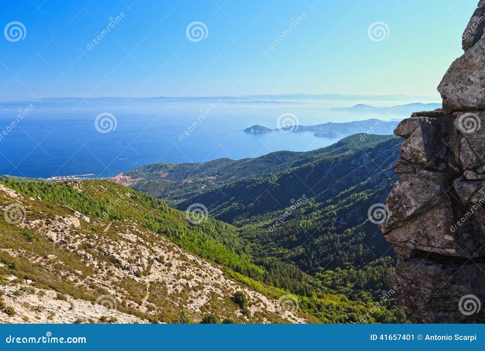 Остров Эльбы - Италия
