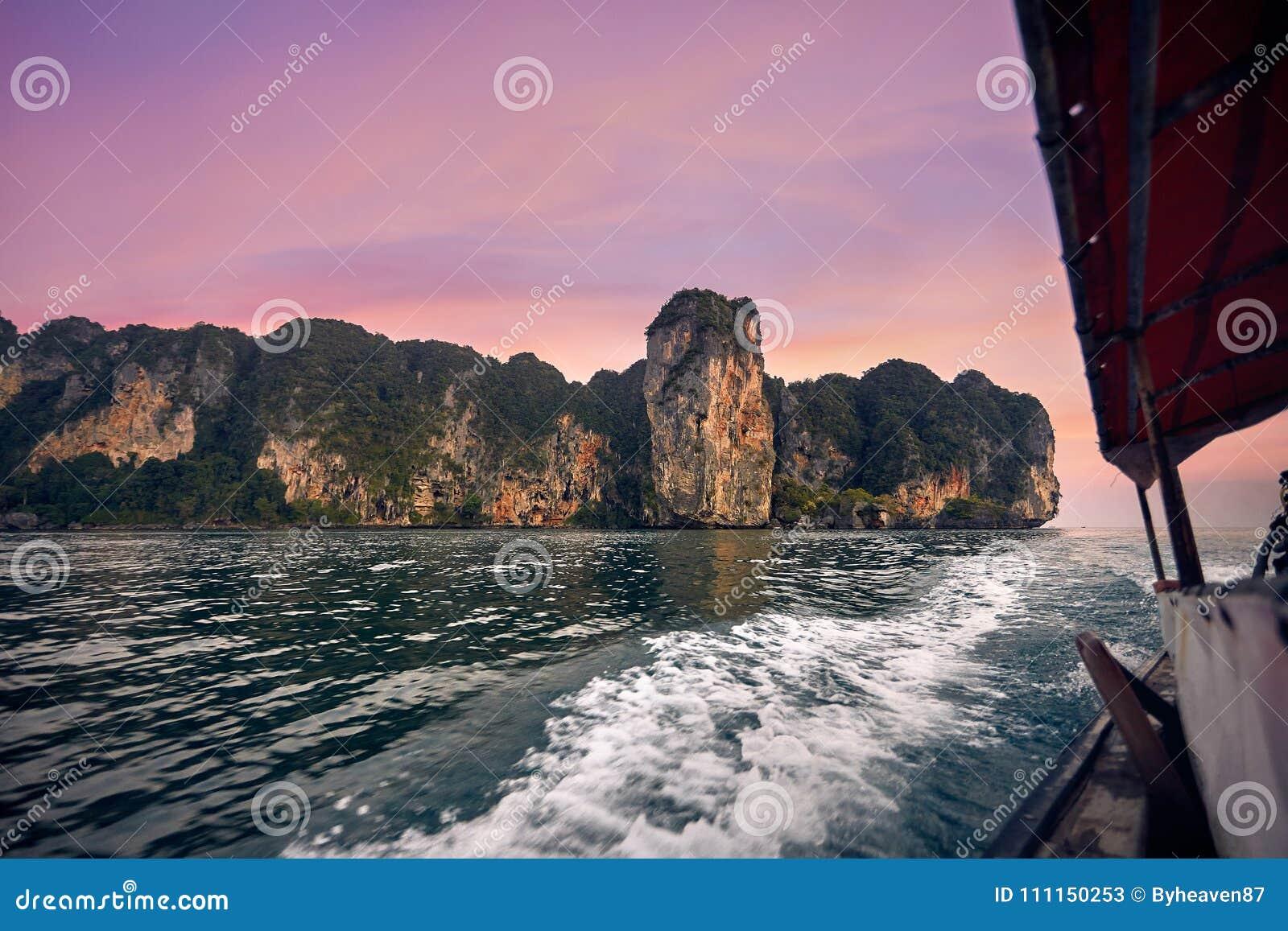 остров южный Таиланд