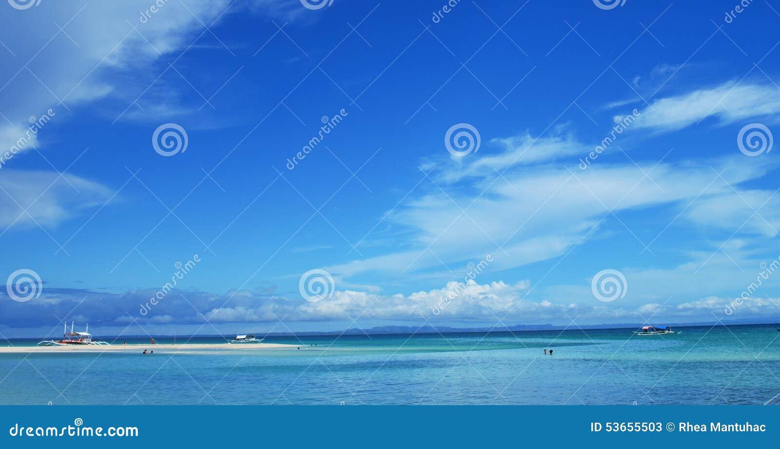 Остров Bantayan, Cebu, Филиппины