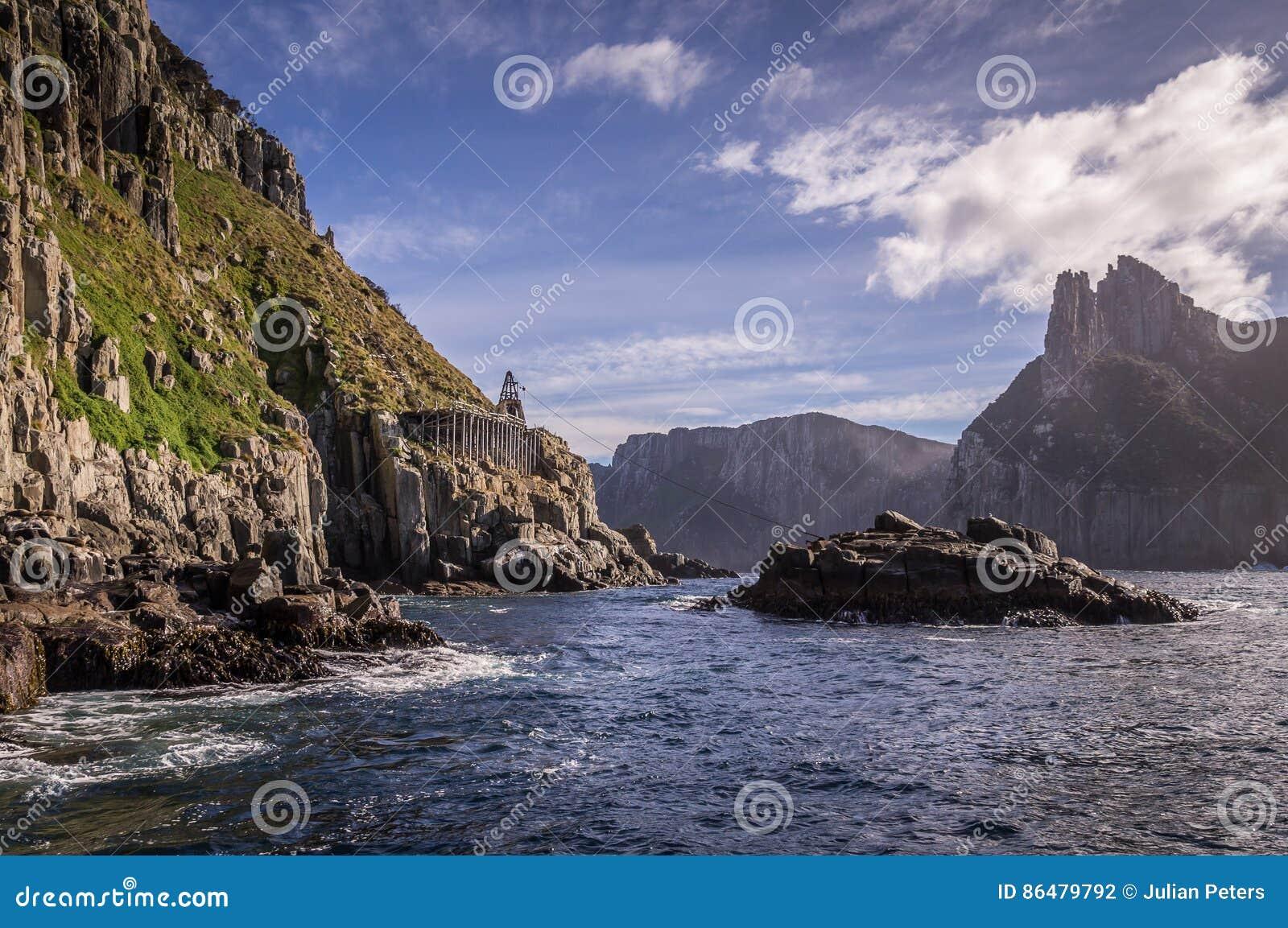 Остров Tasman, Австралия