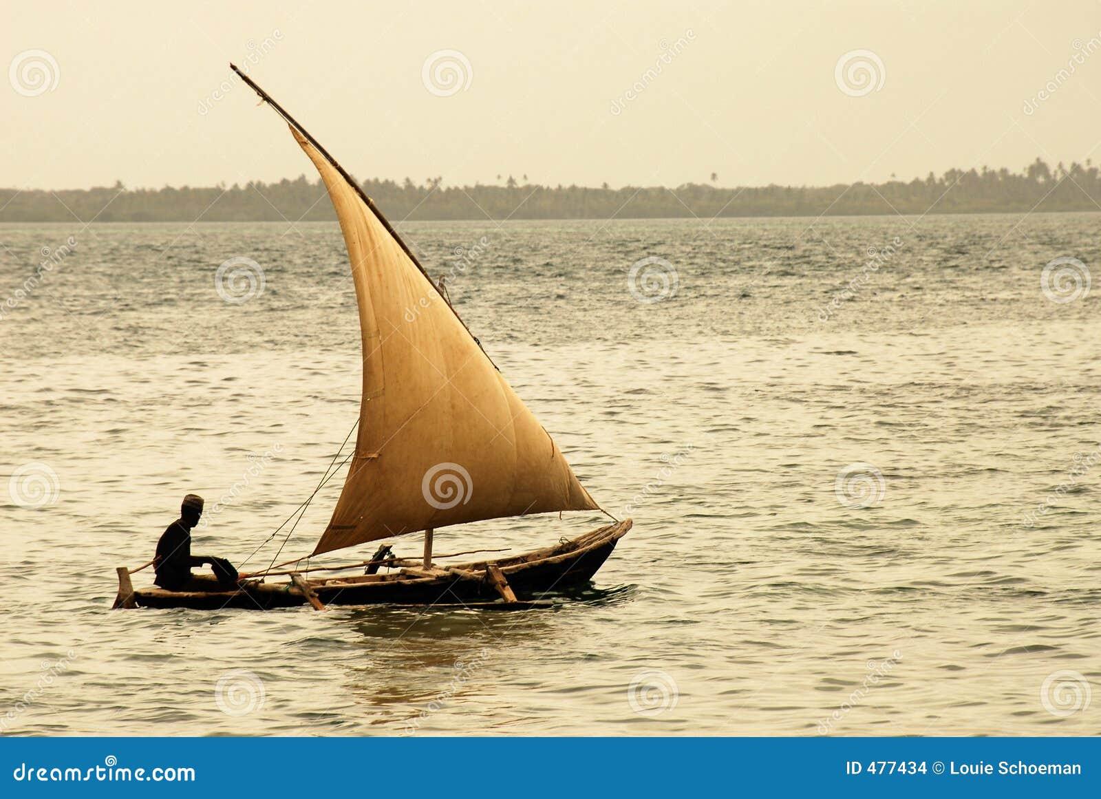 остров zanzibar рыболова