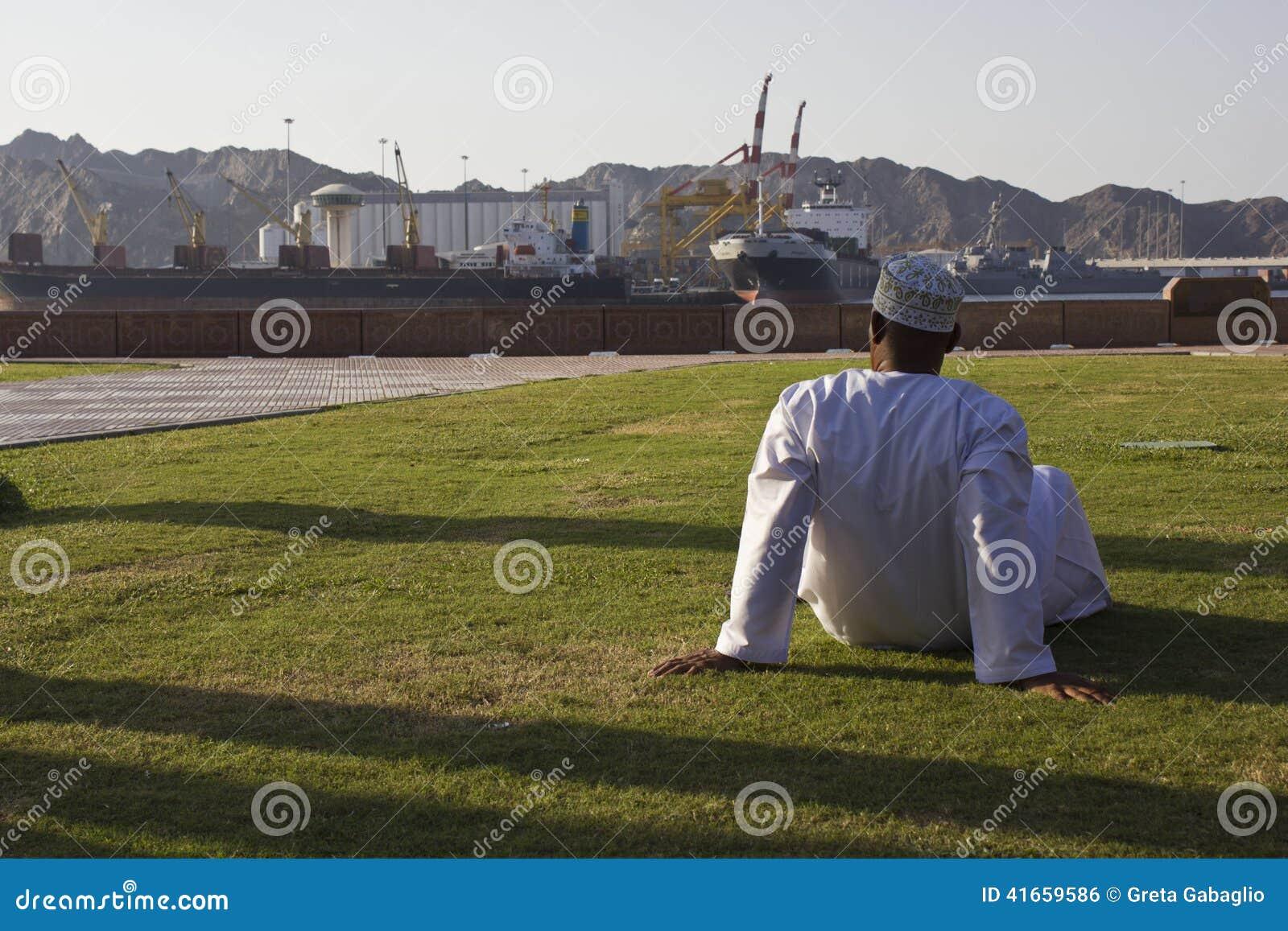 Ослаблять в Омане