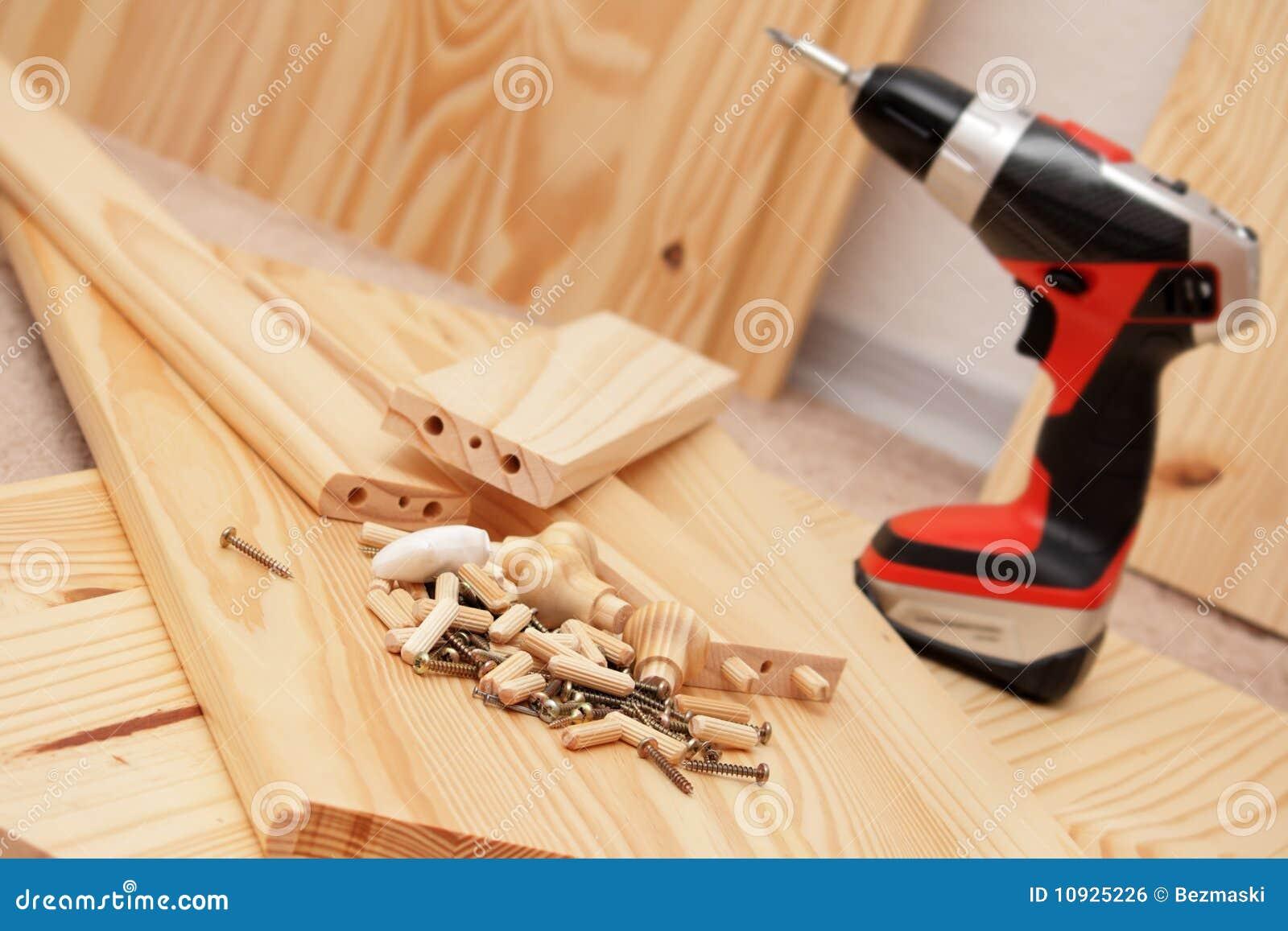 отвертка установки мебели