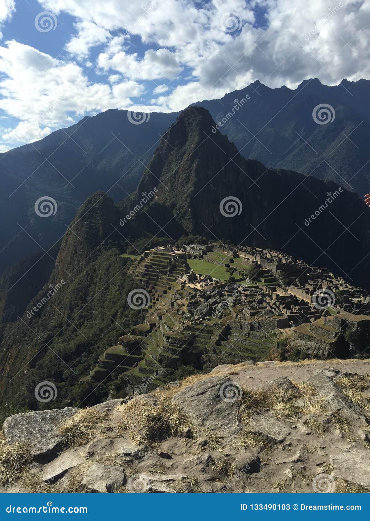 Отключение Machu Picchu