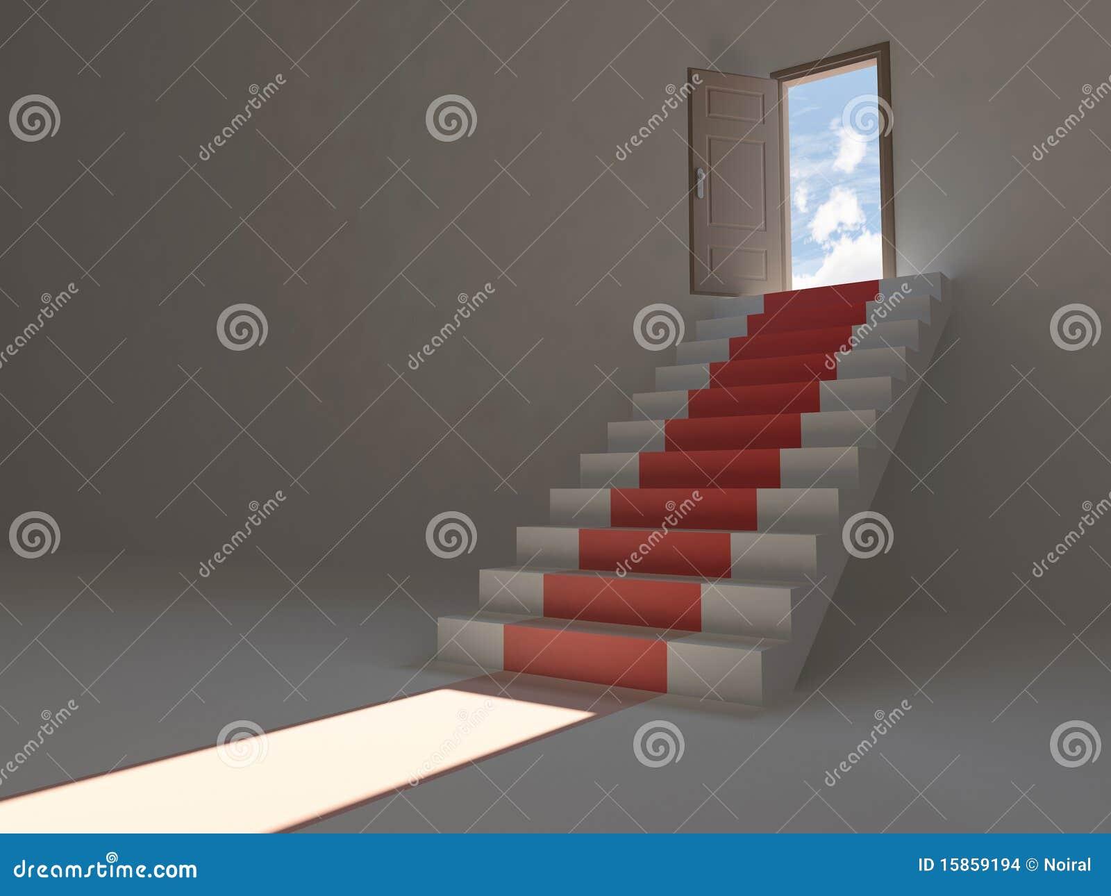 Открыть дверь в свободу