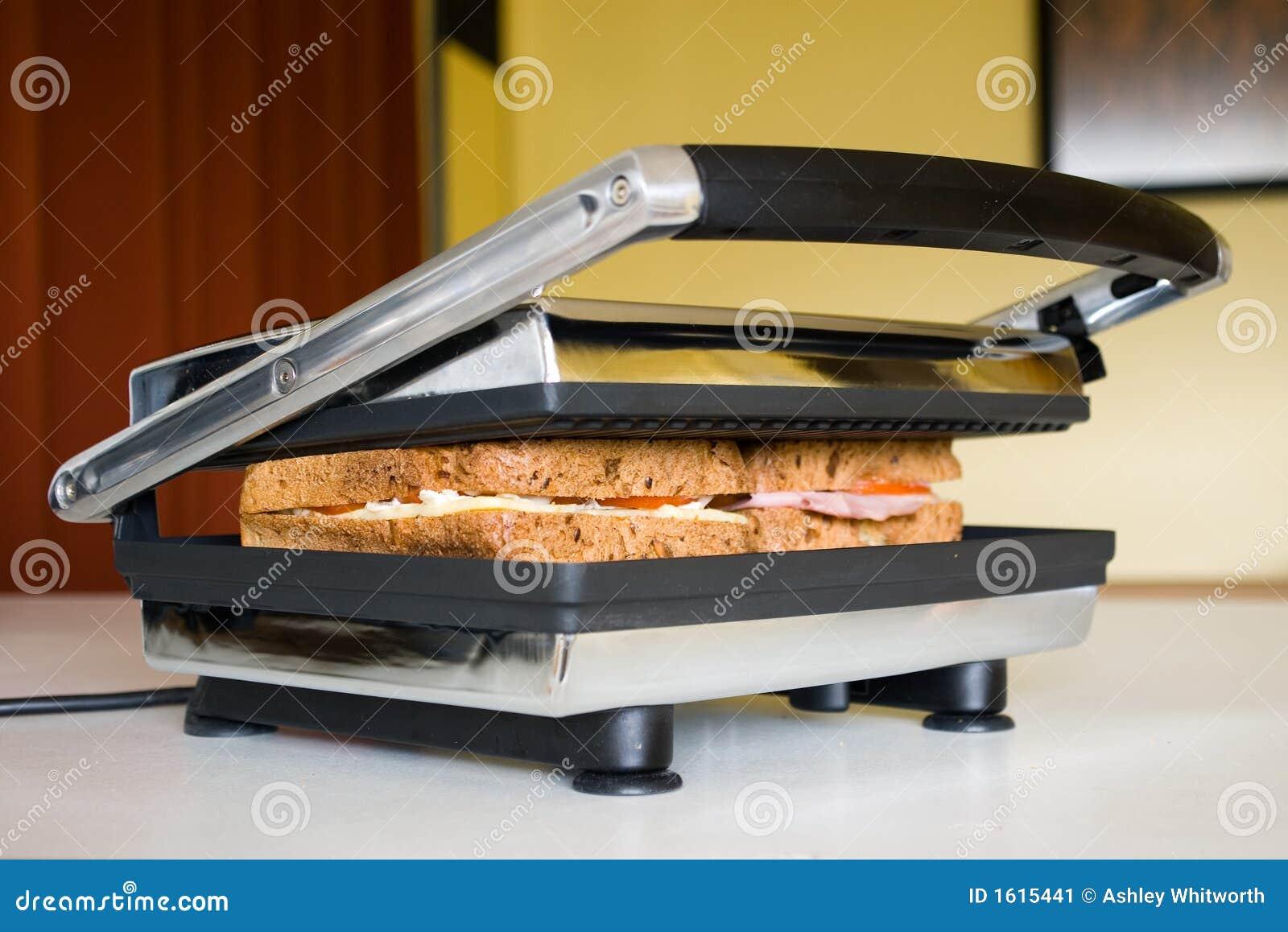 отожмите сандвич