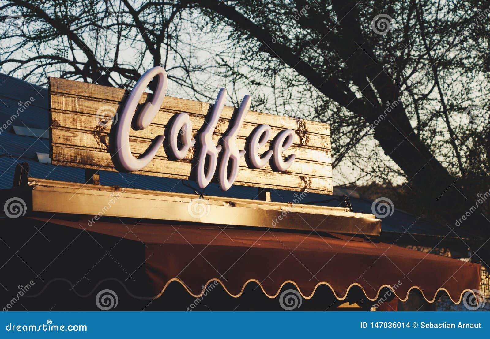 Отправьте SMS coffe над бутиком