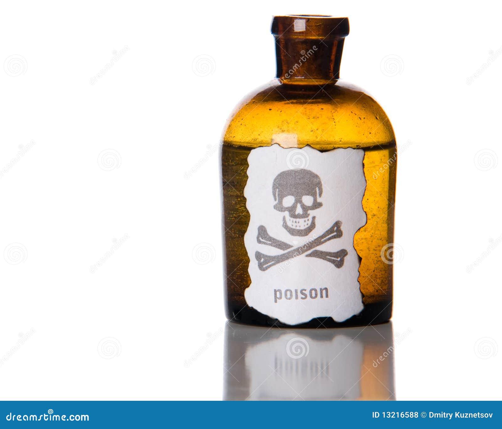 отрава бутылки