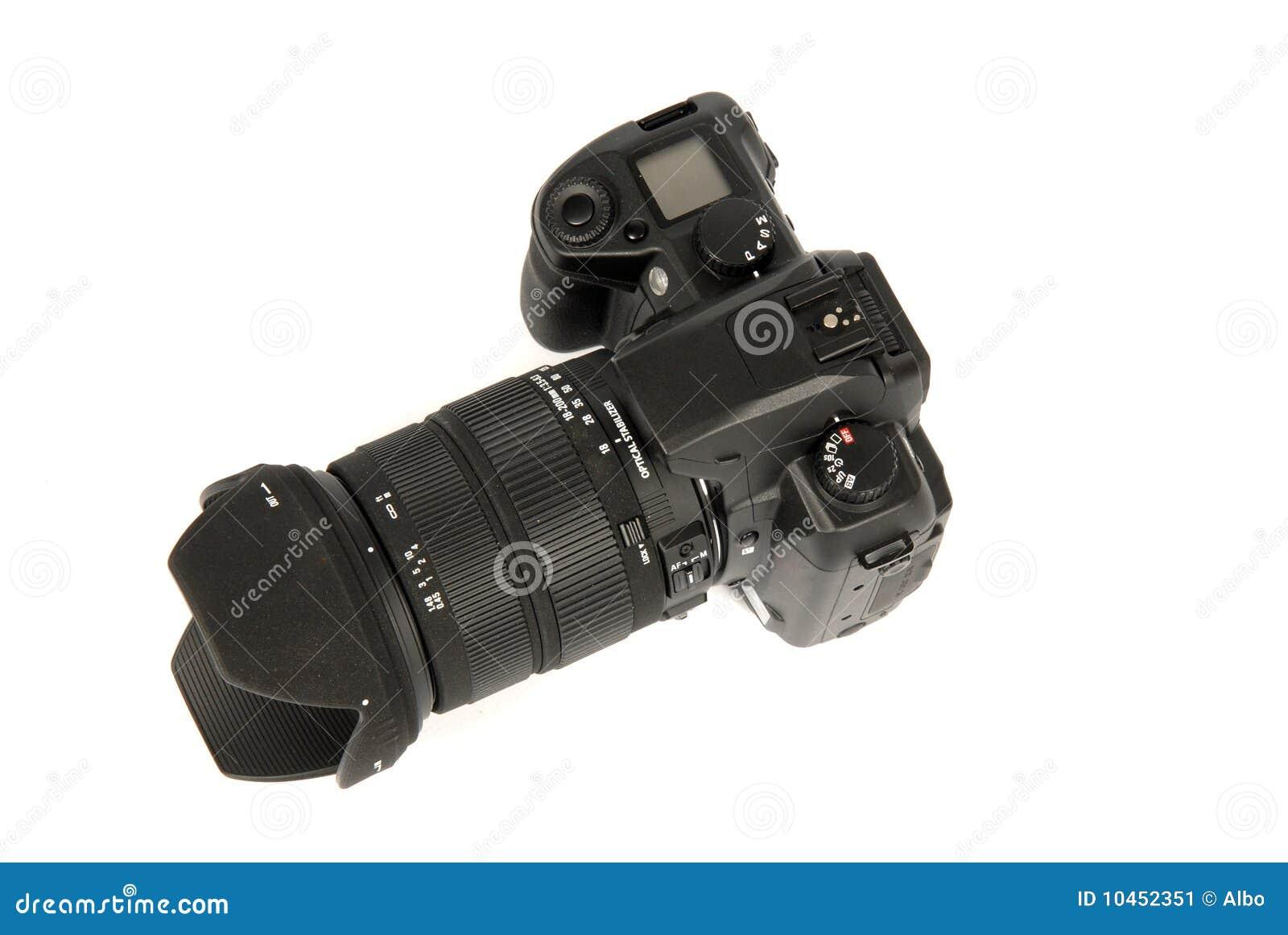 отражение камеры