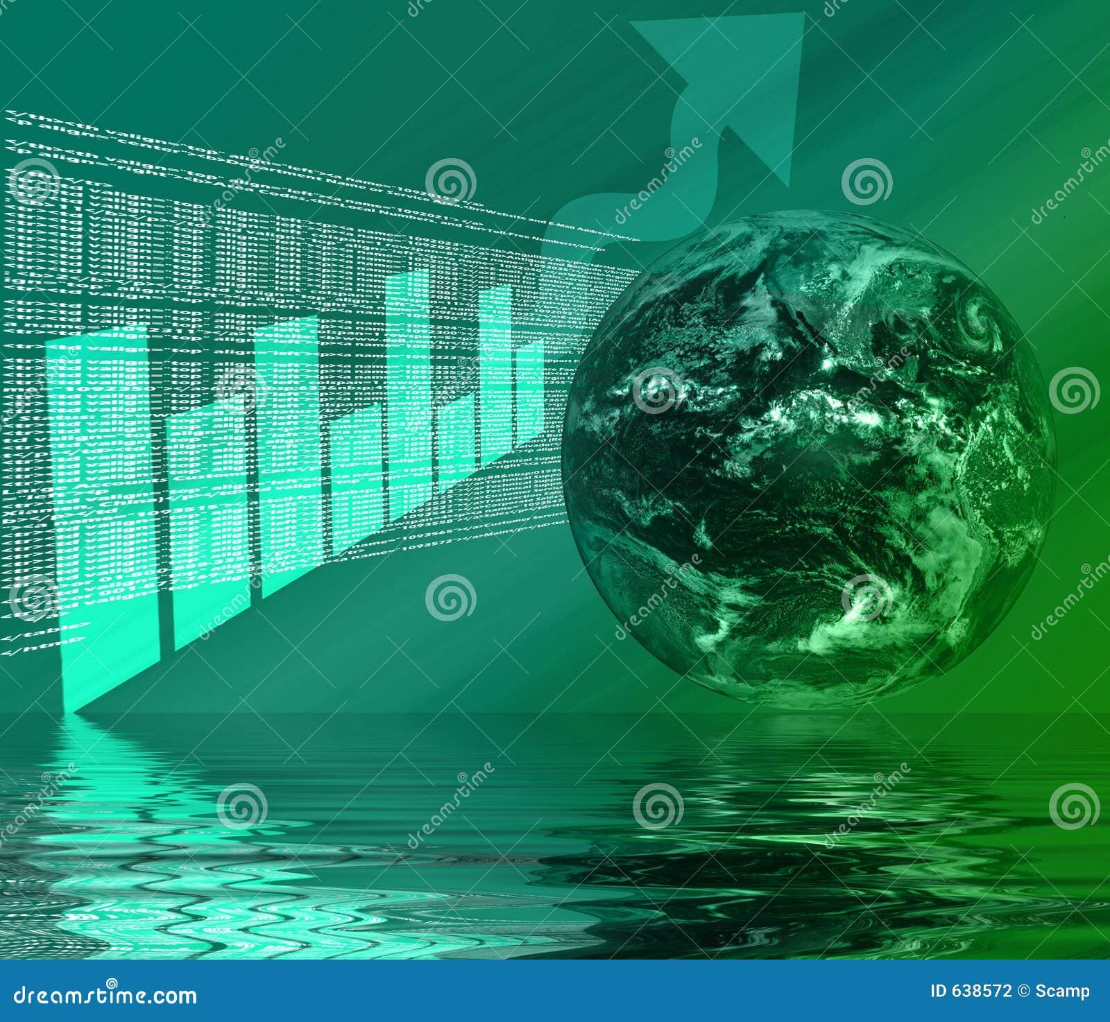 Download отражение www интернета 3d иллюстрация штока. иллюстрации насчитывающей коммерция - 638572