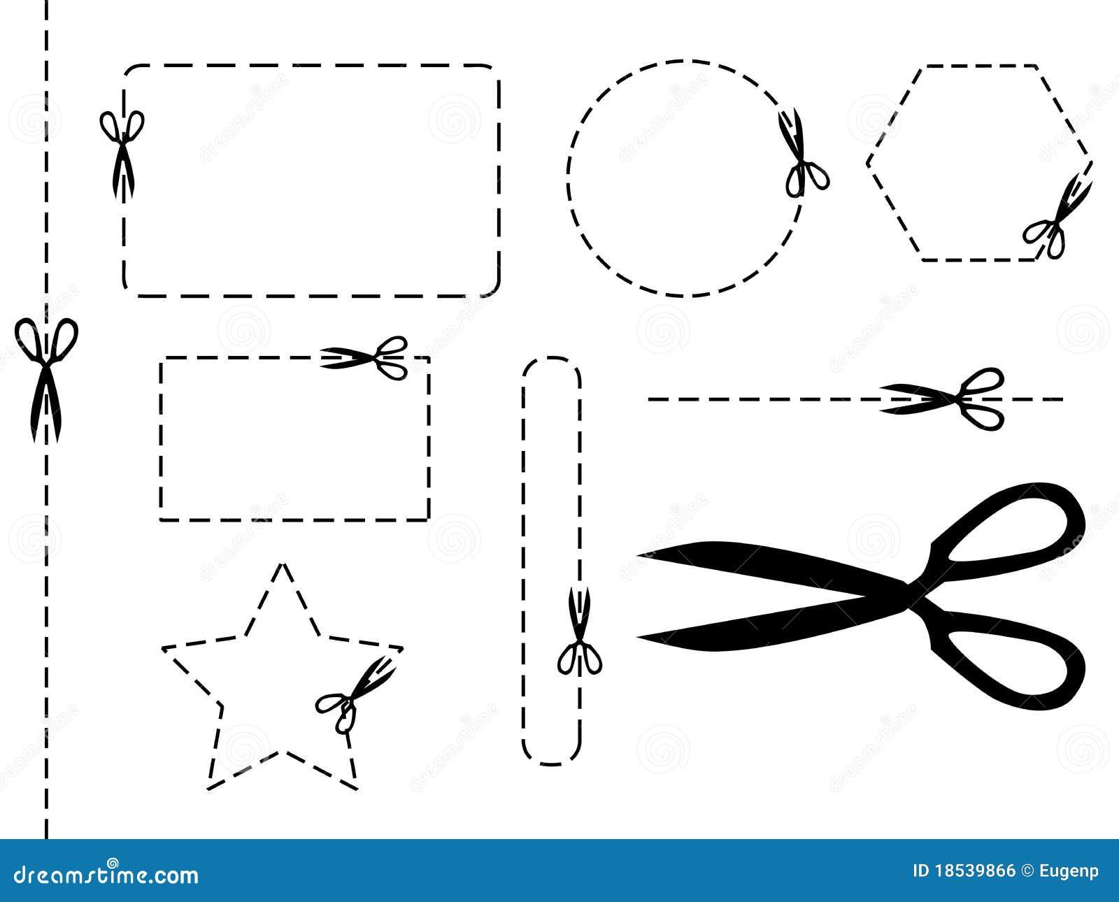 картинки которые вырезают ножницами женщины мужчины тельцы