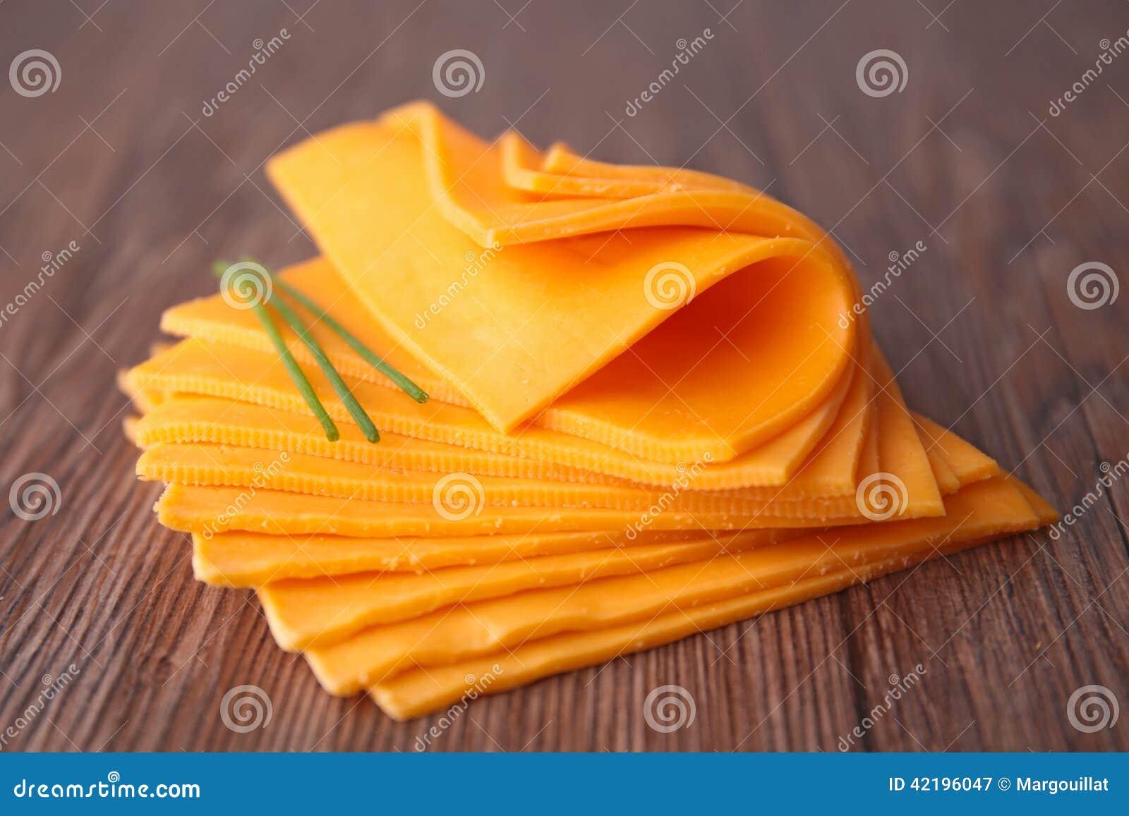 Отрезанный сыр