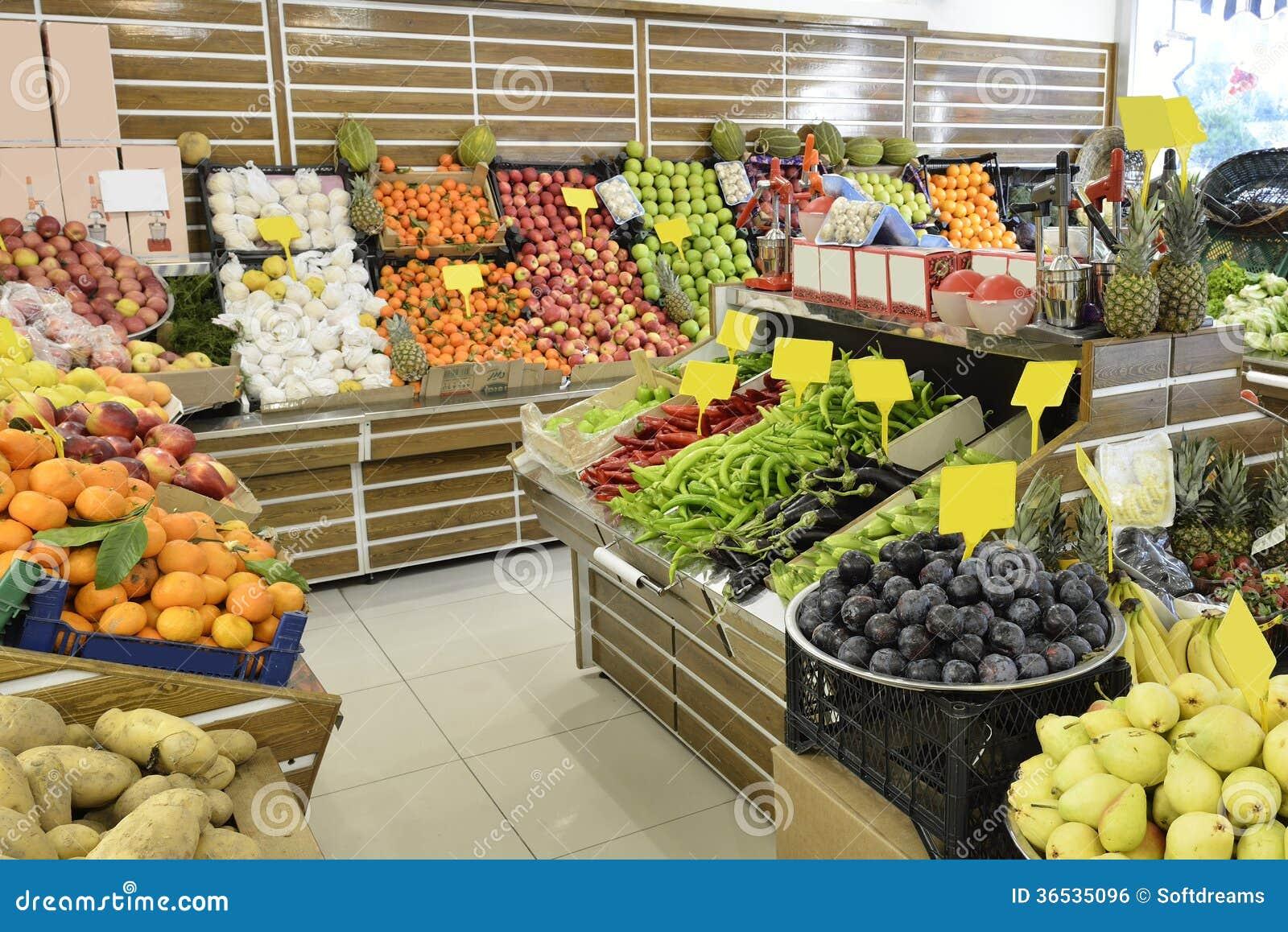Отдел по изготовлению в супермаркете
