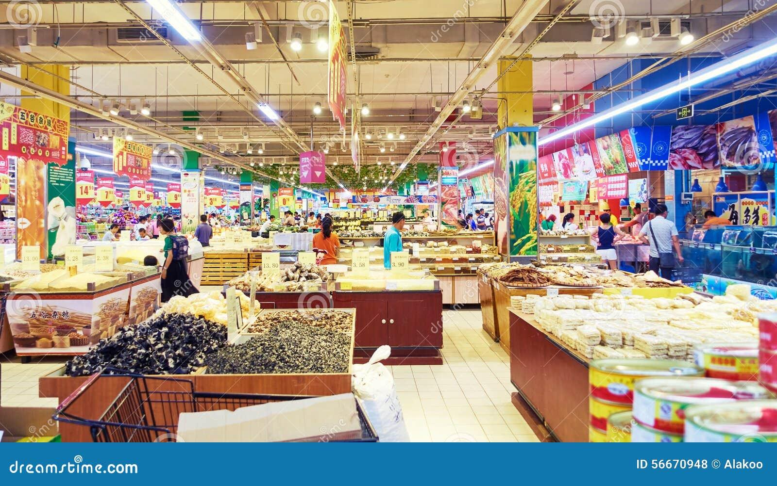 Отдел по изготовлению супермаркета