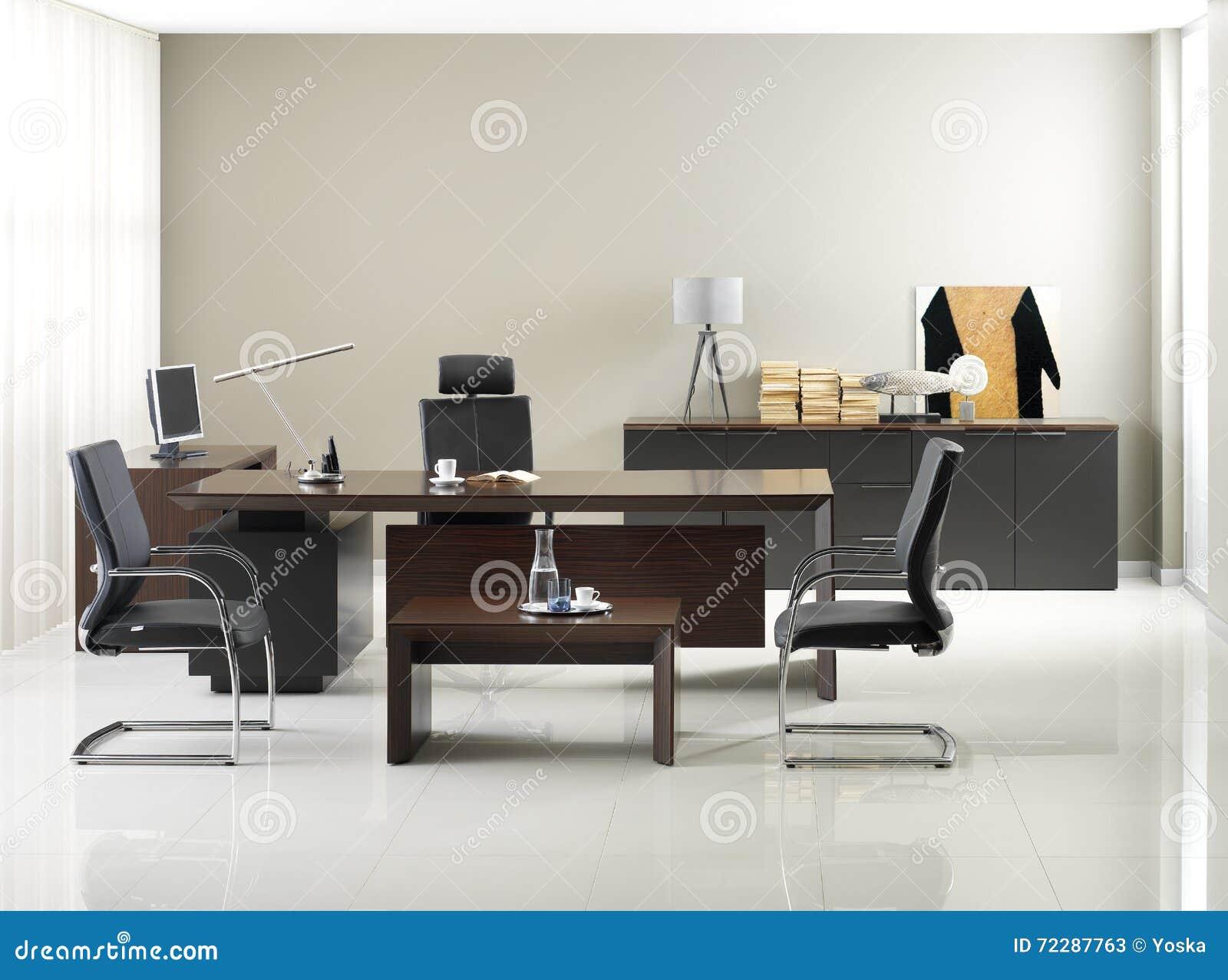 Download Офисная мебель VIP иллюстрация штока. иллюстрации насчитывающей стол - 72287763