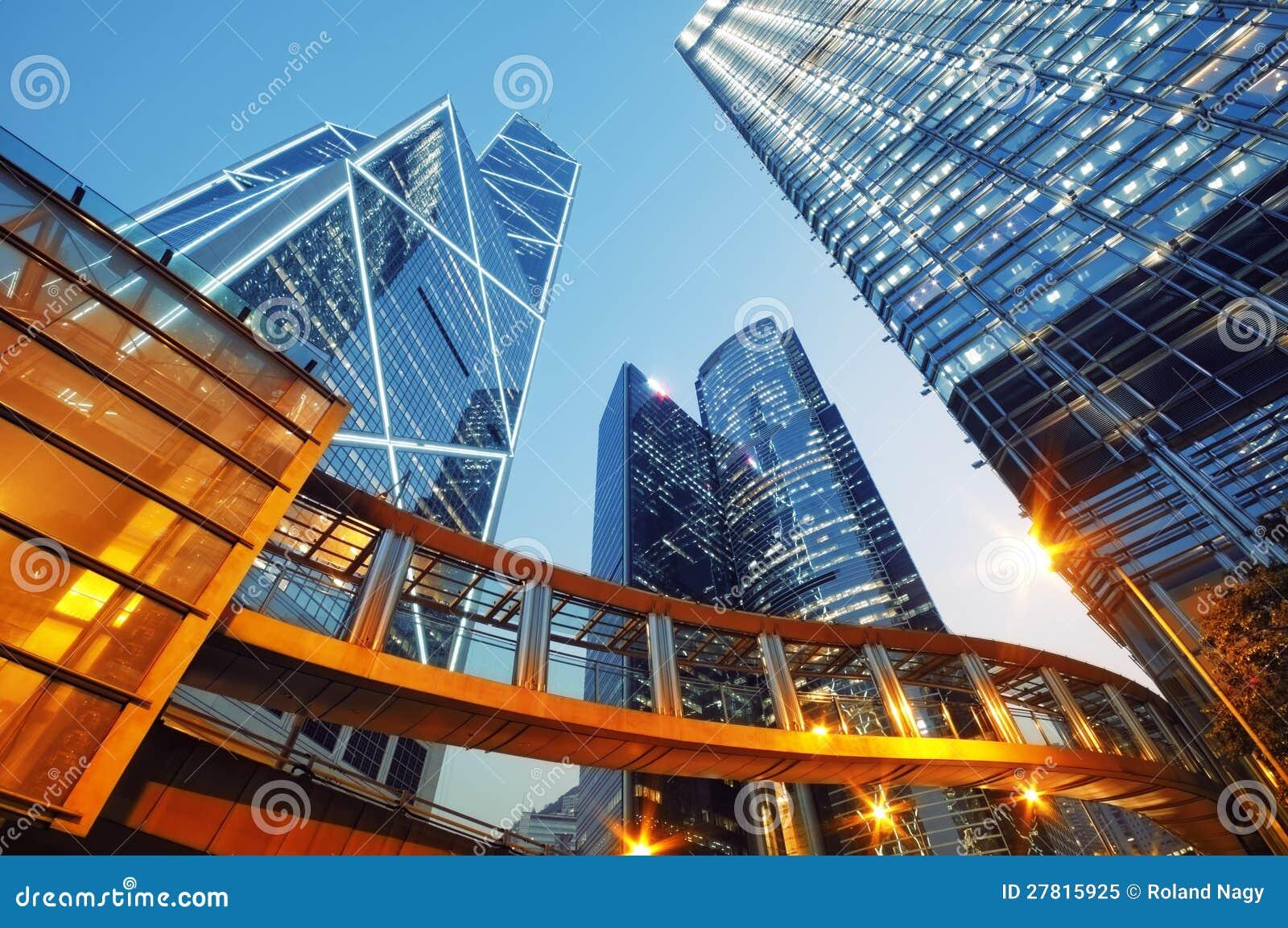 Офисные здания в Hong Kong
