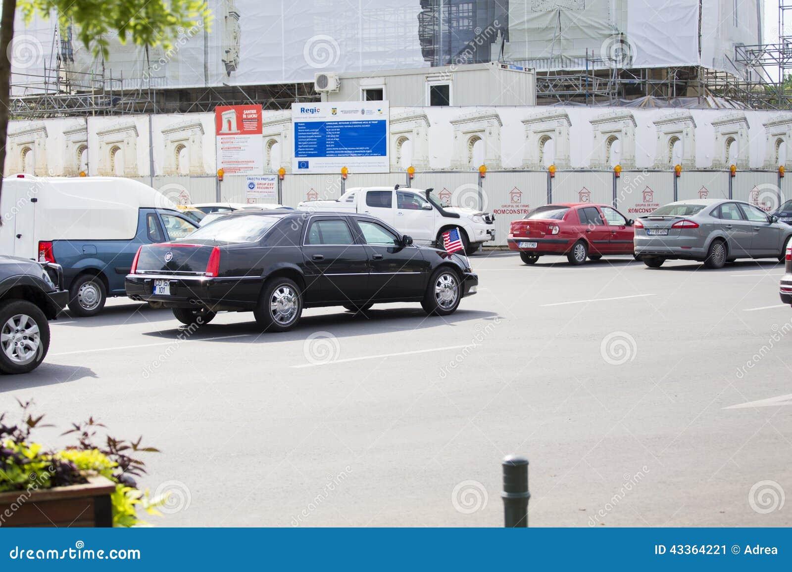 Официальный автомобиль