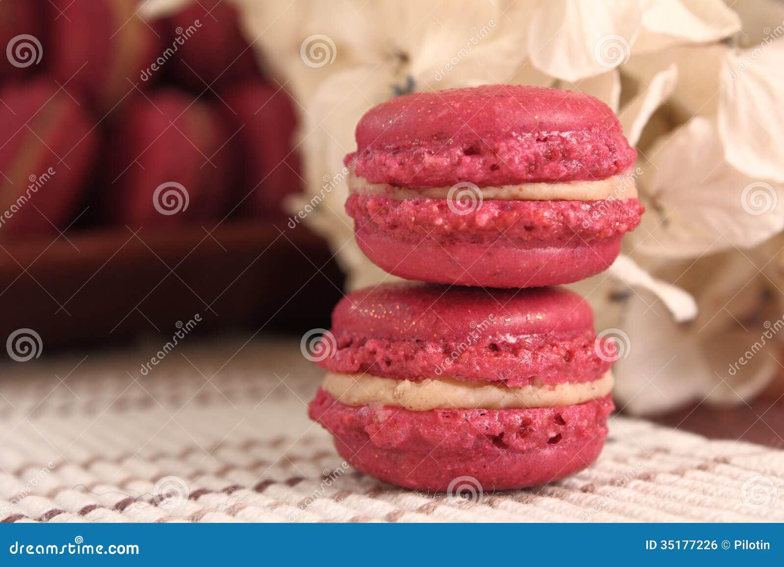 Очень вкусная клубника Macarons