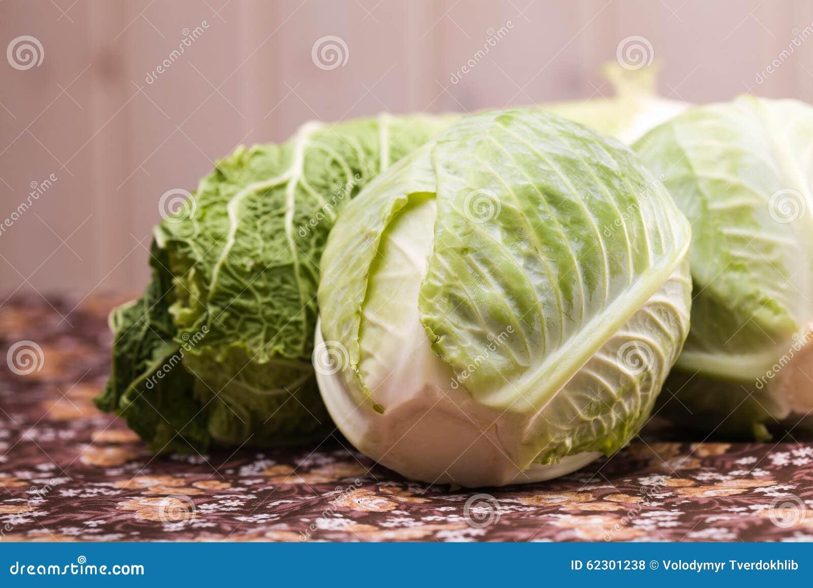 Очень вкусная свежая капуста