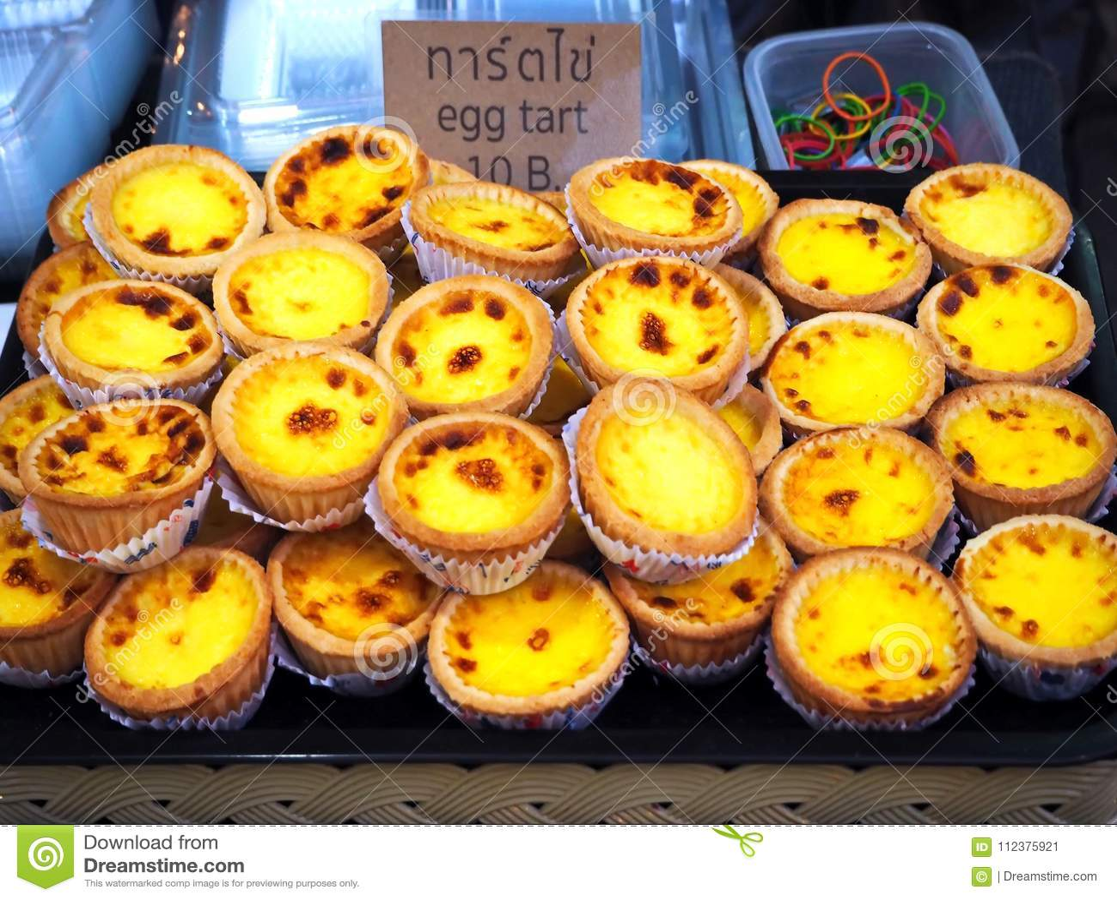 Очень вкусные пироги яичка на местном рынке