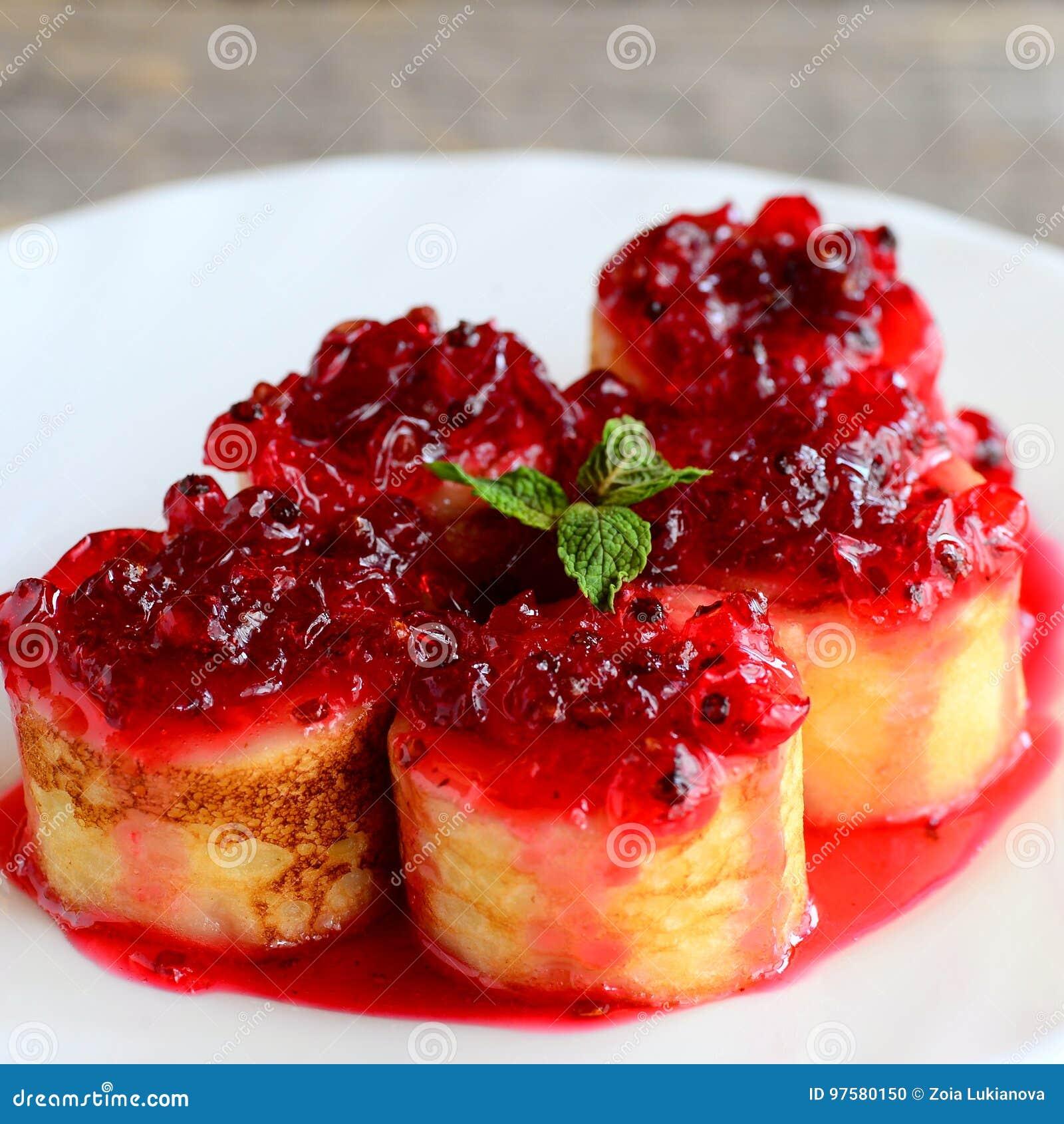 dessert crepes recept