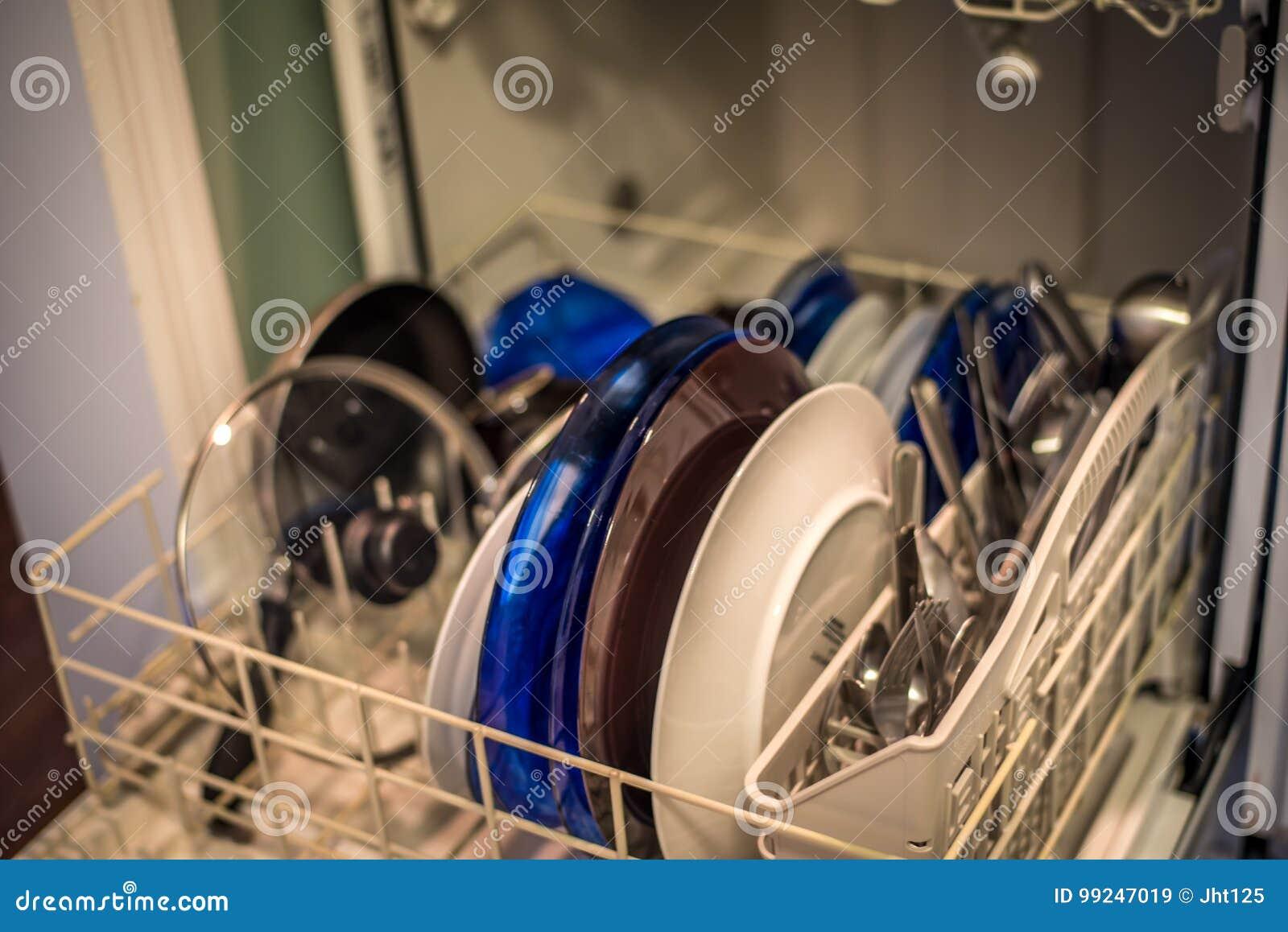 очистьте тарелки
