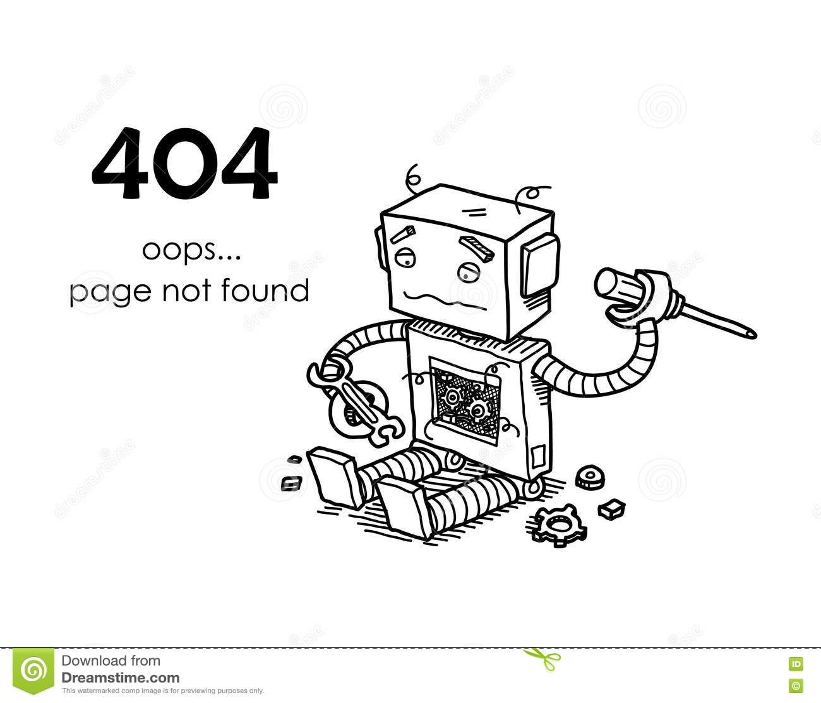 Ошибка 404 страницы найденная