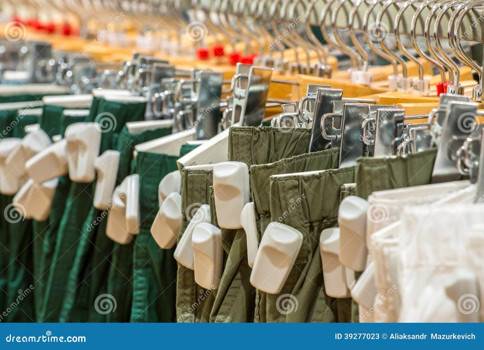 Антикражное оборудование для одежды