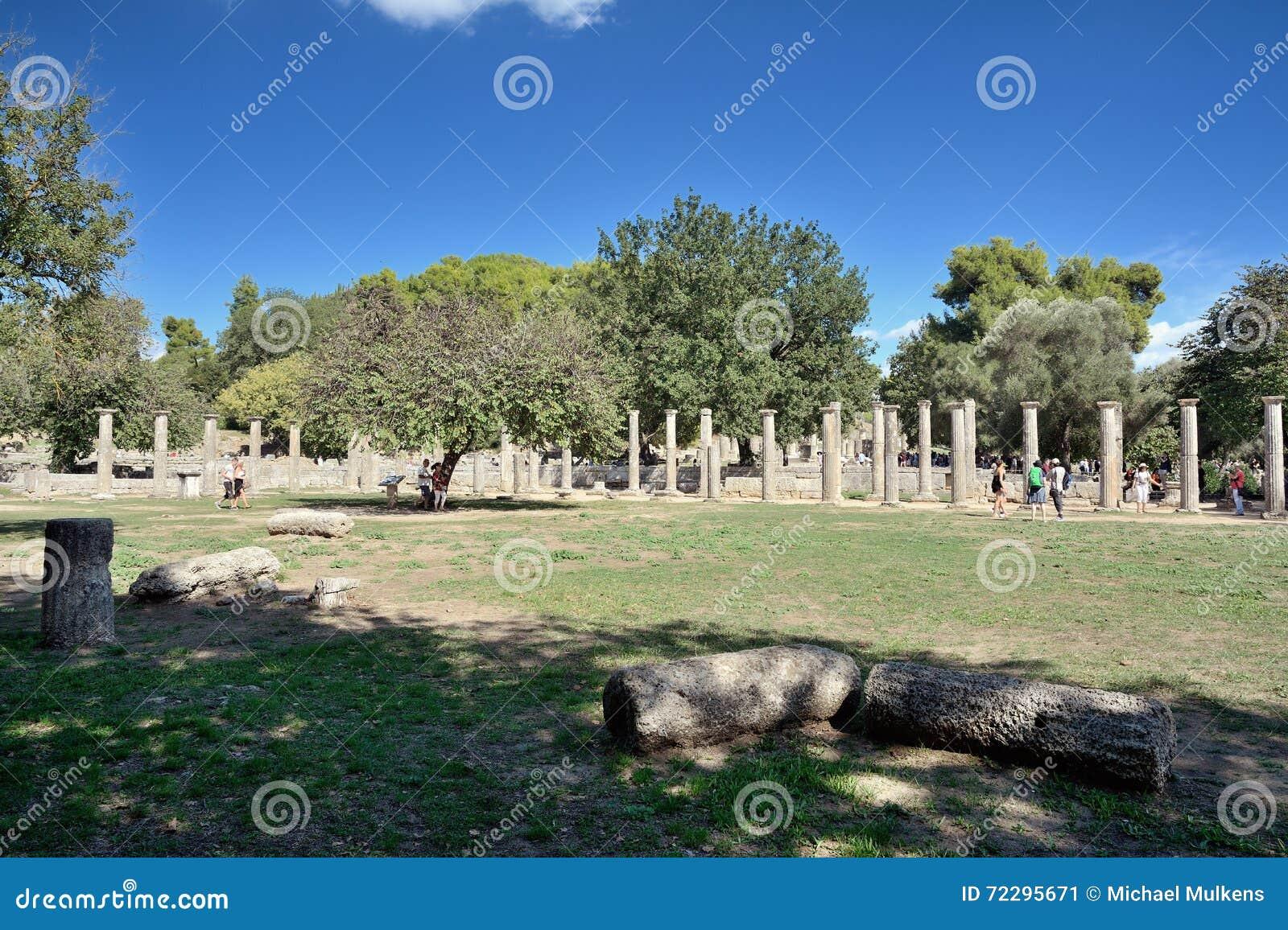 Download Олимпия Греции редакционное фото. изображение насчитывающей греческо - 72295671