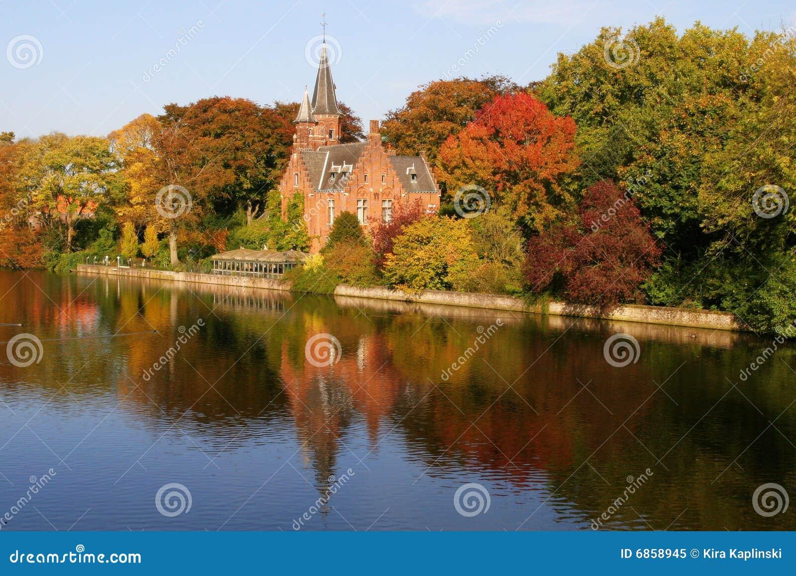 падение Бельгии brugge