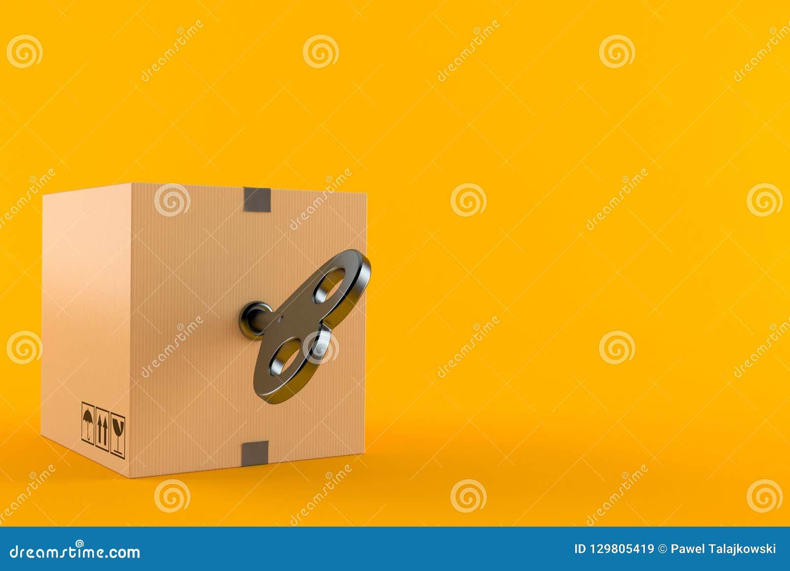 Пакет с ключом clockwork