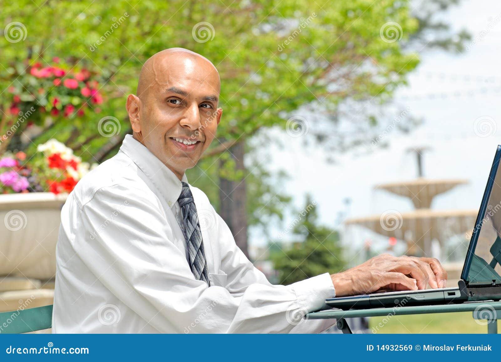пакистанец бизнесмена