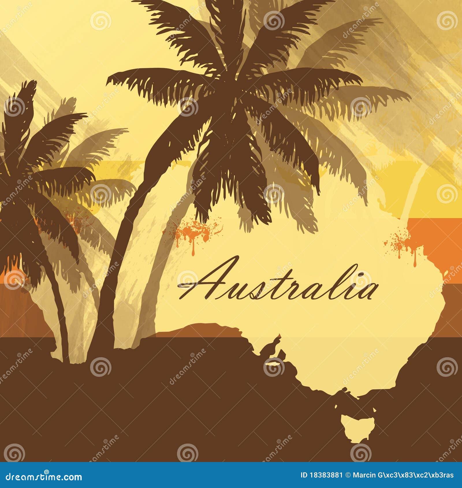 пальма Австралии