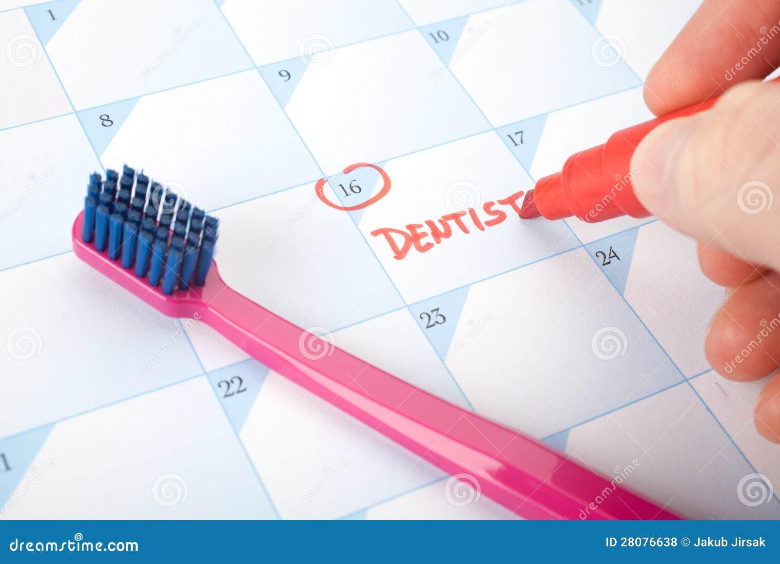 Памятка посещения дантиста