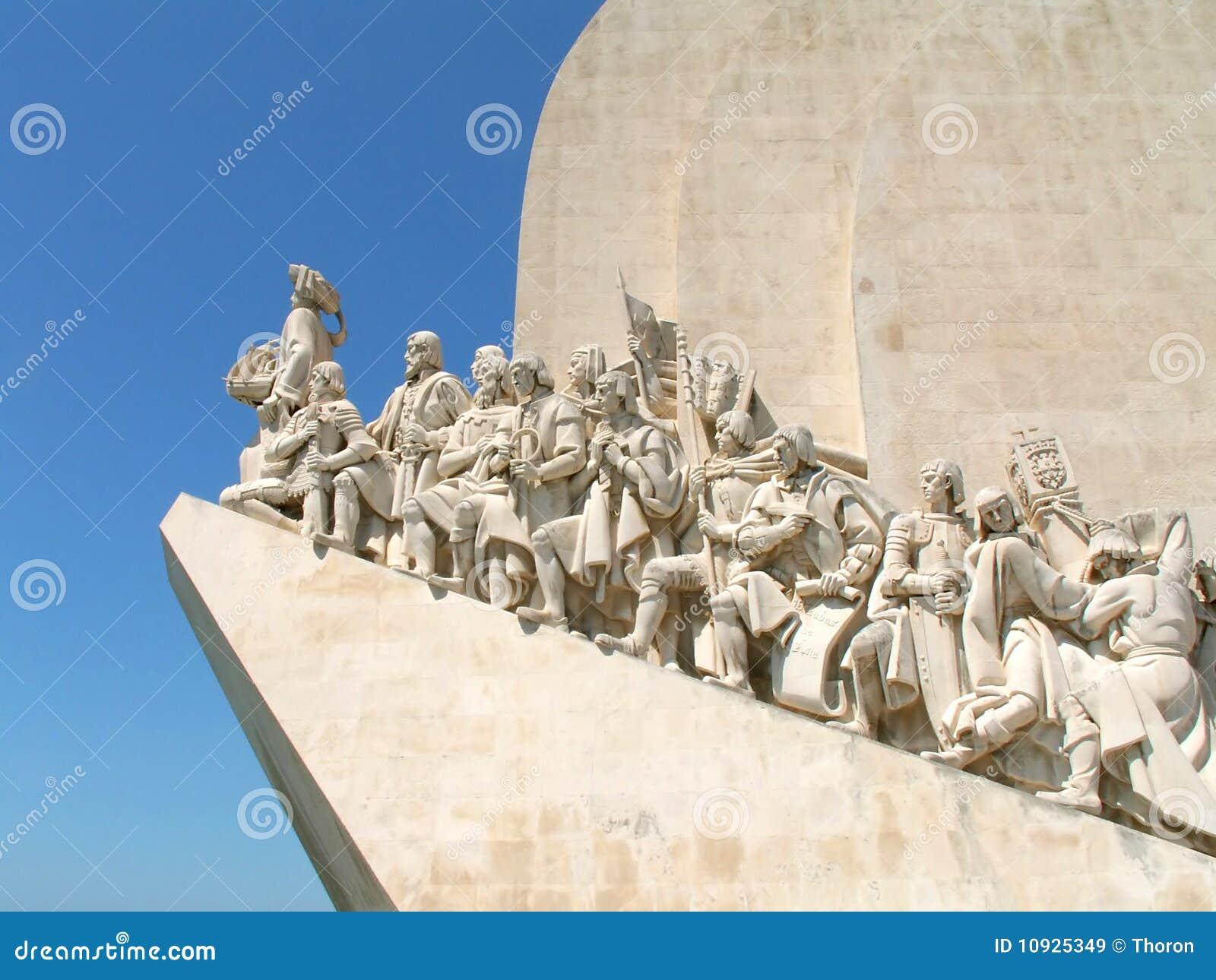 памятник открытия