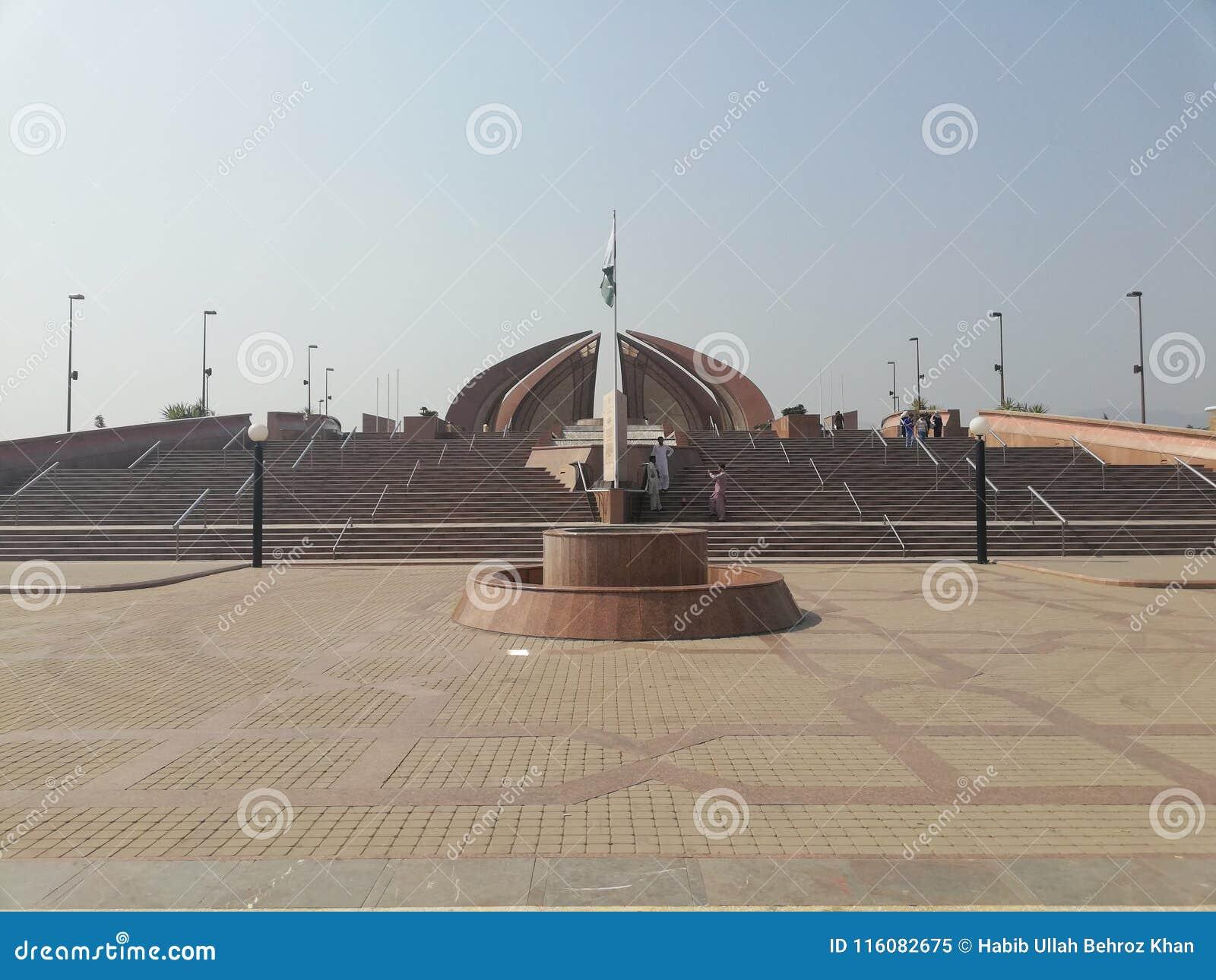 Памятник Пакистана