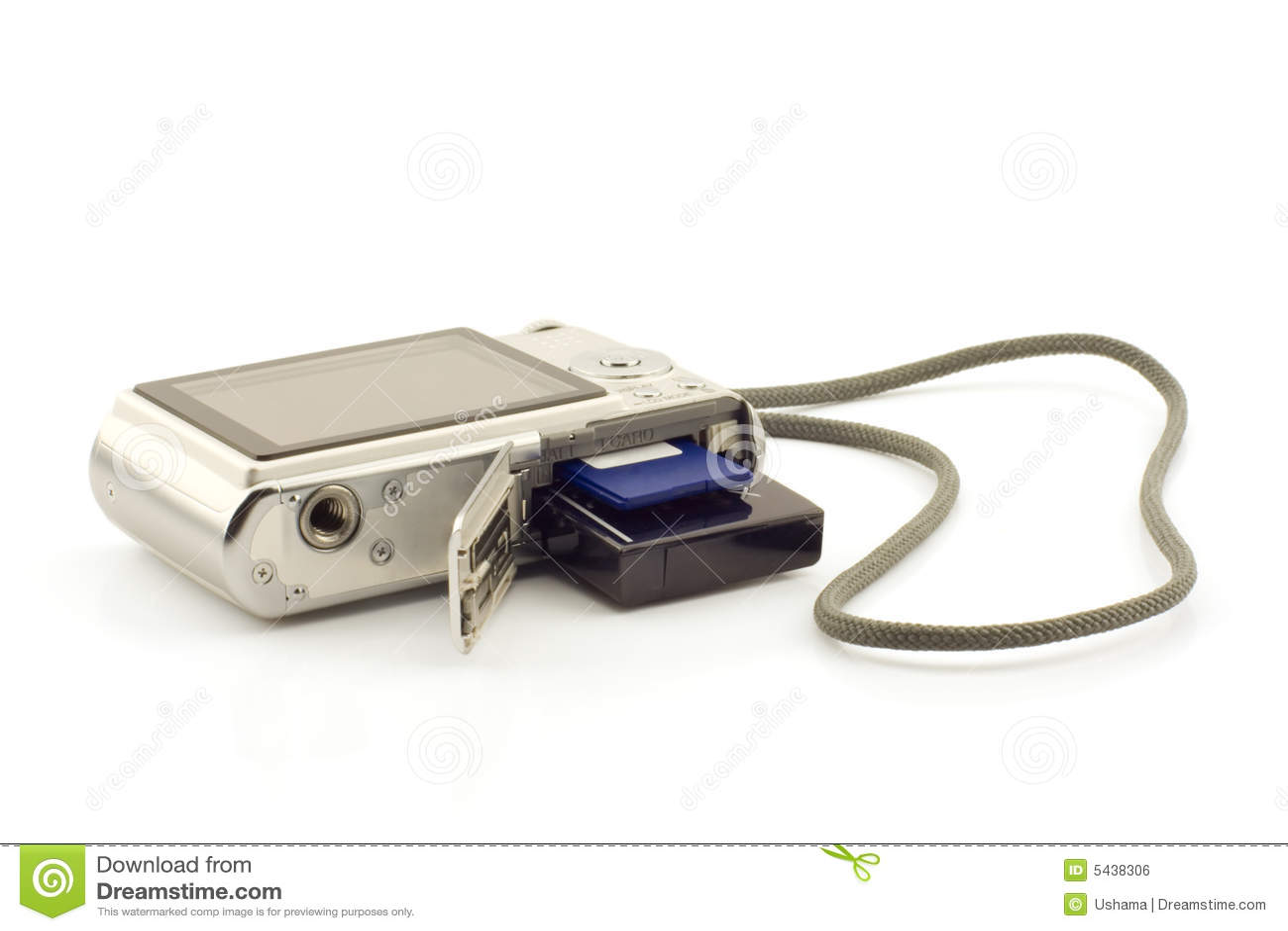 память компакта карточки камеры батареи