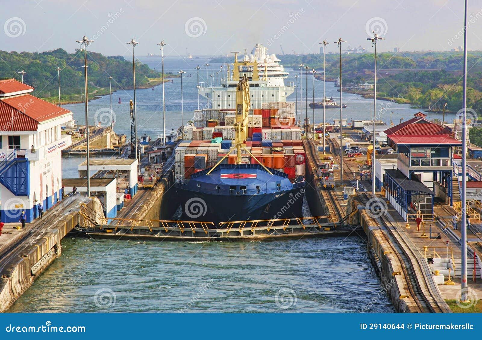Панамский канал