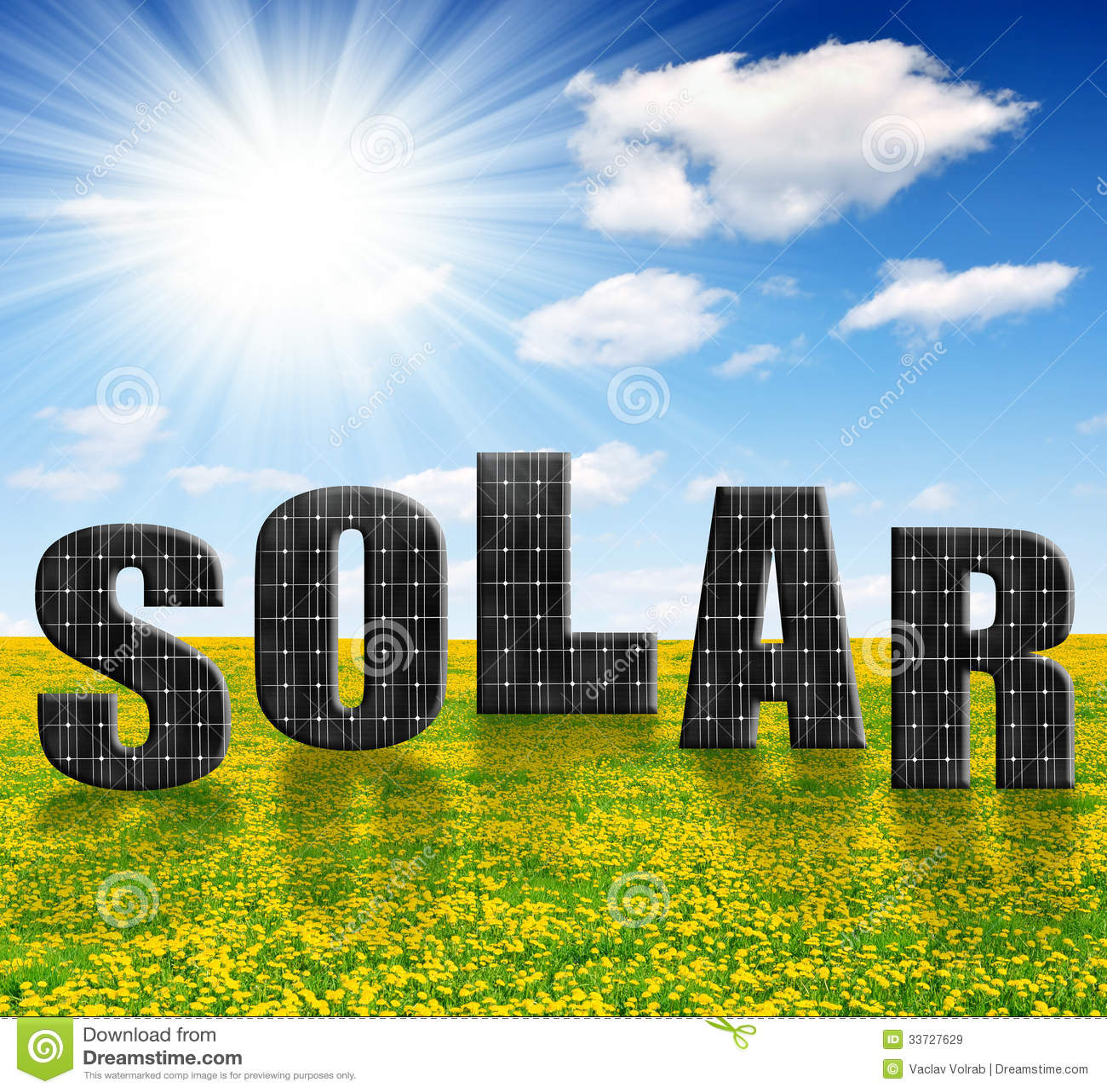 Панели солнечной энергии