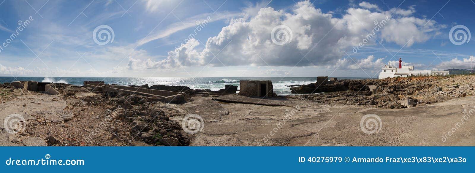 Панорама маяка Raso накидки южная