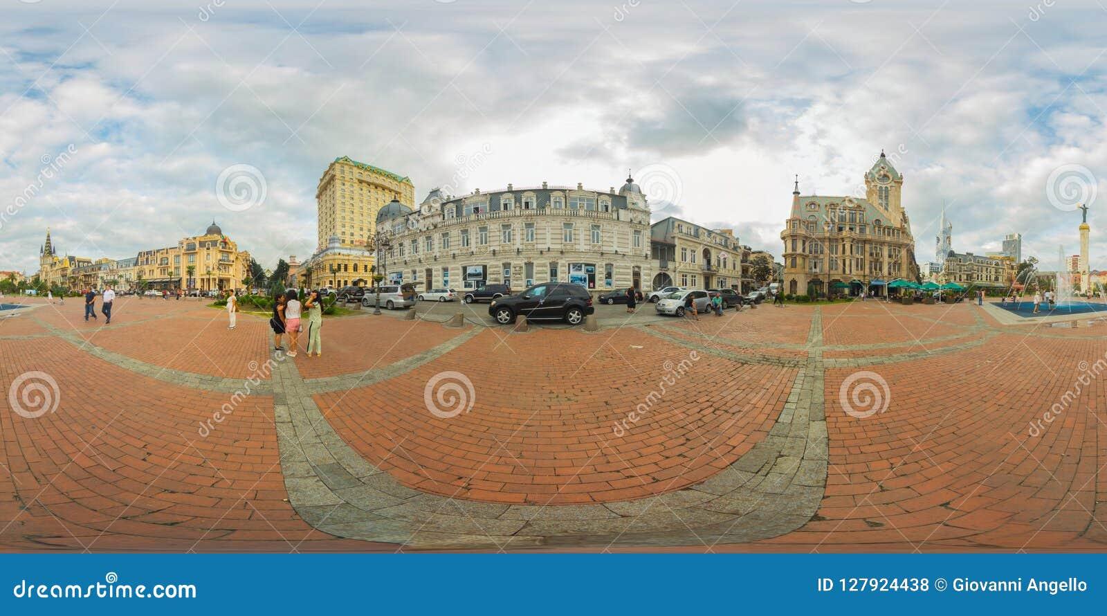 Панорама Batume Грузии 360 Vr