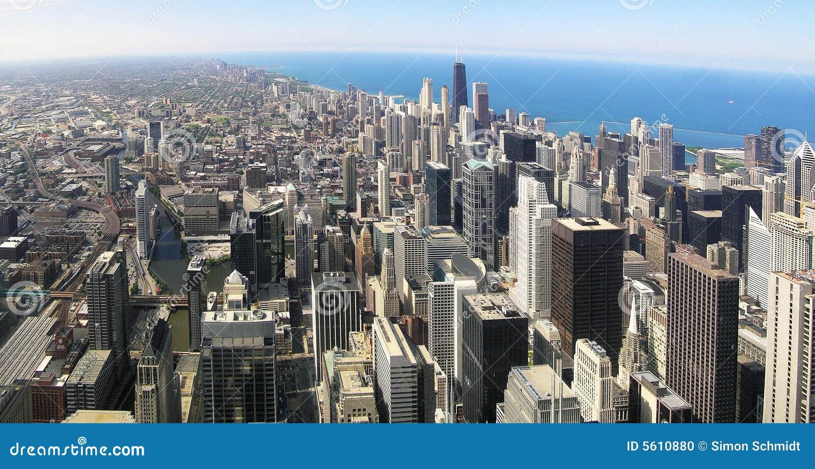 панорама chicago
